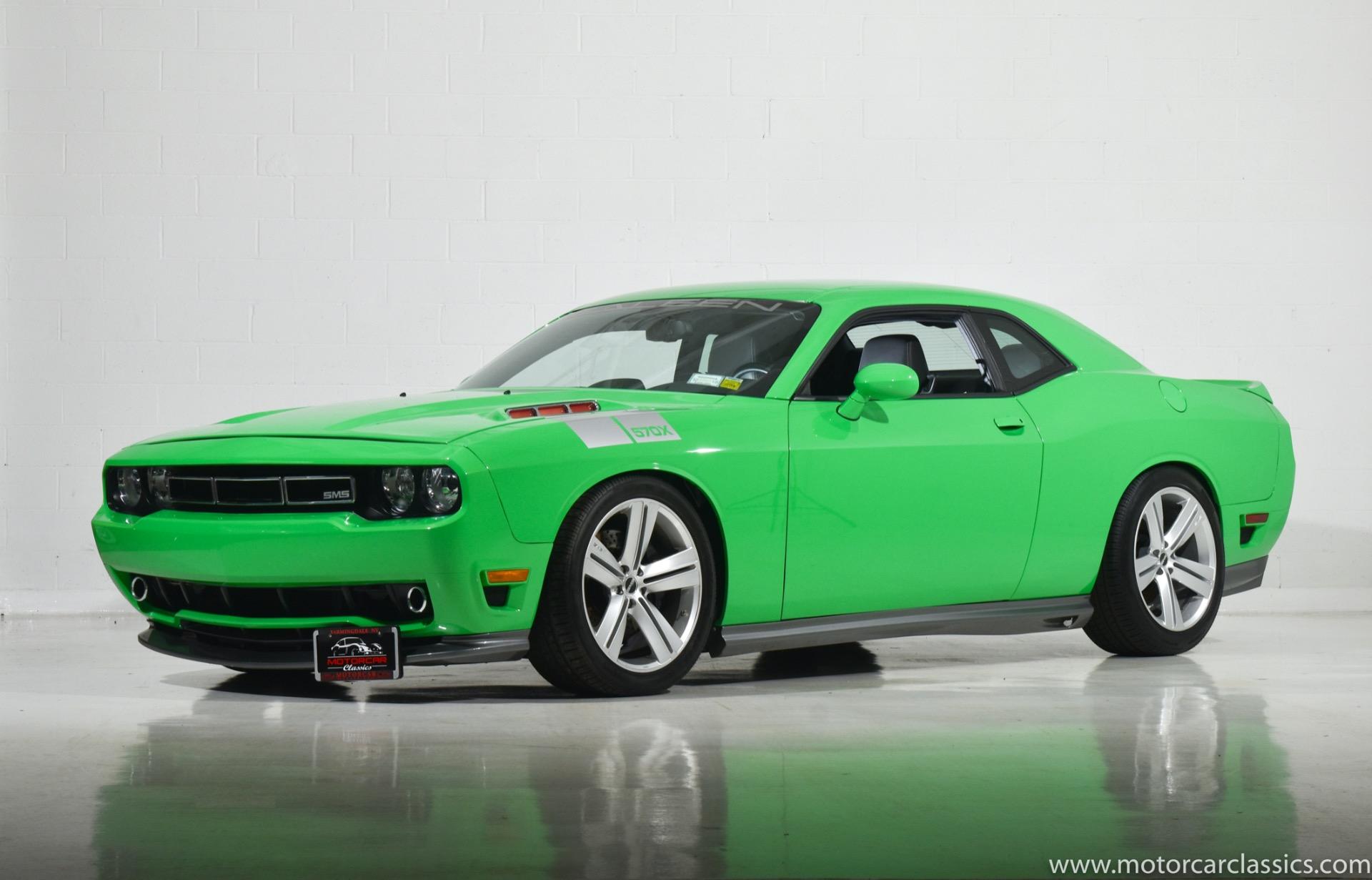 2011 Dodge Challenger R/T 570X SMS