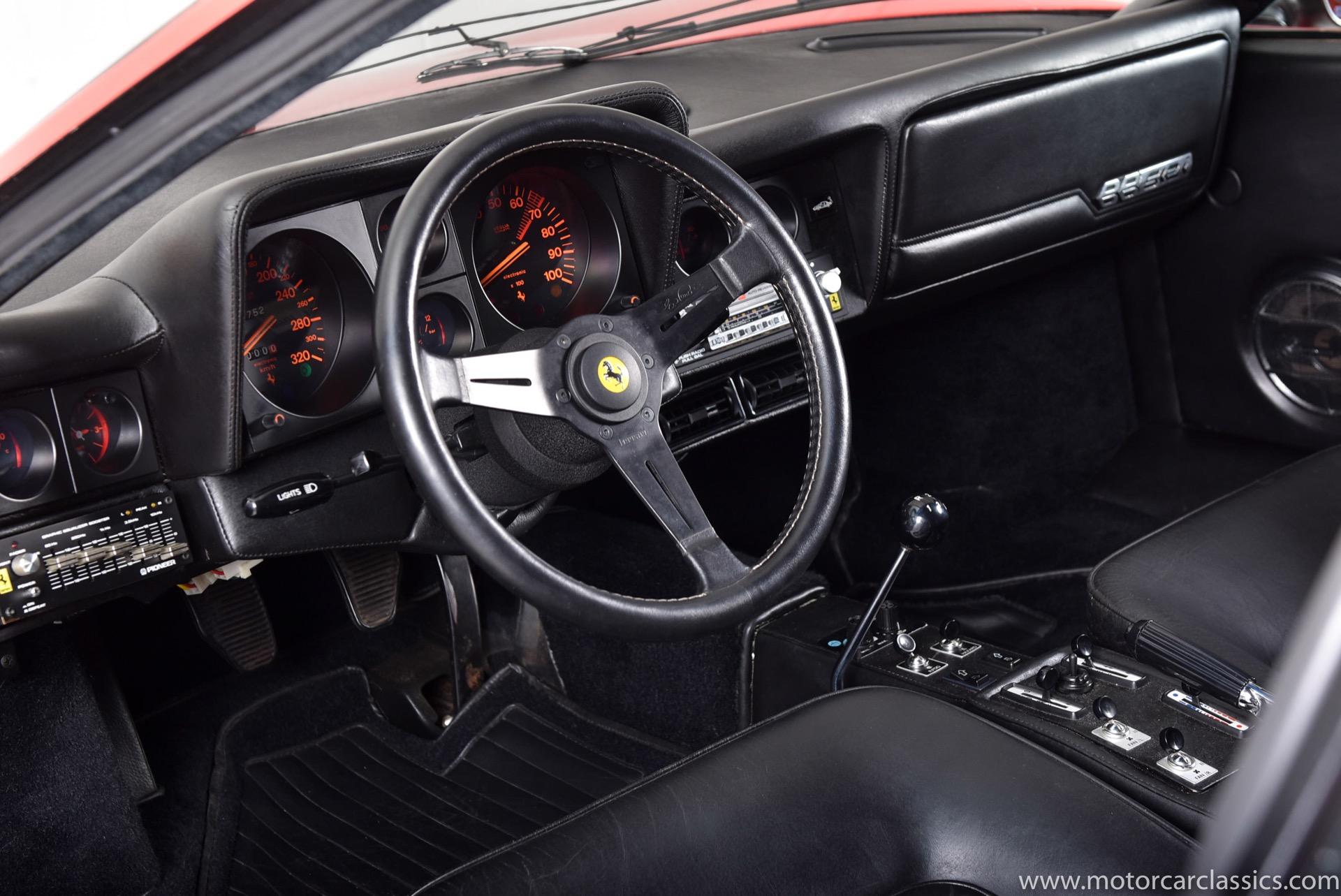 1983 Ferrari 512BBI