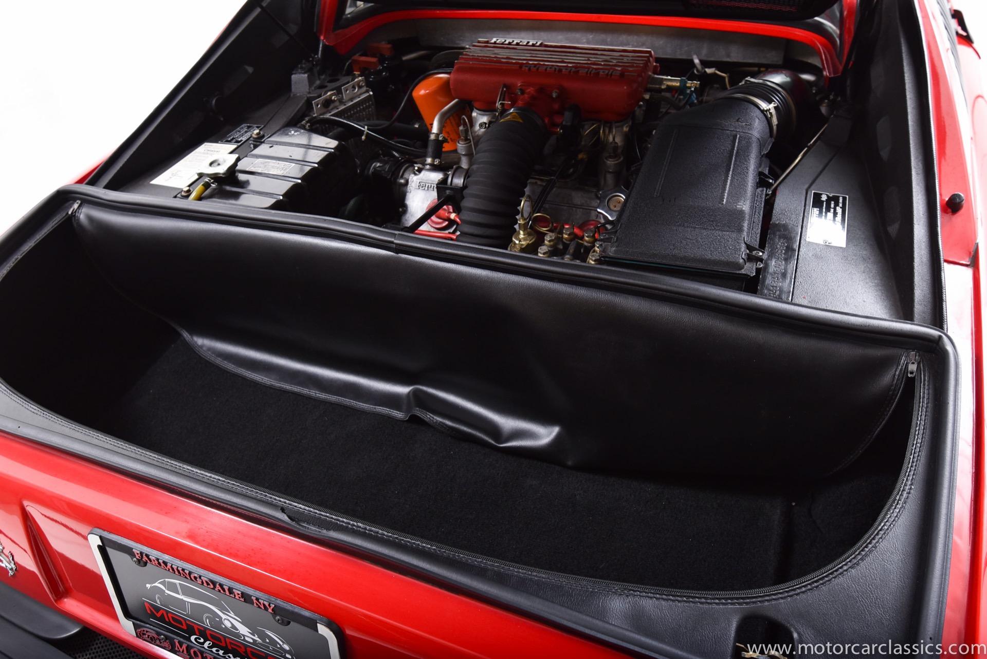 1984 Ferrari 308 GTS Quattrovalvole