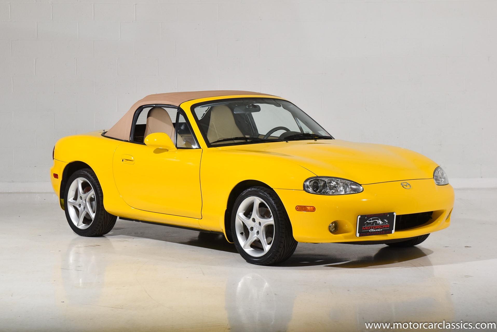 2002 Mazda MX-5 Miata