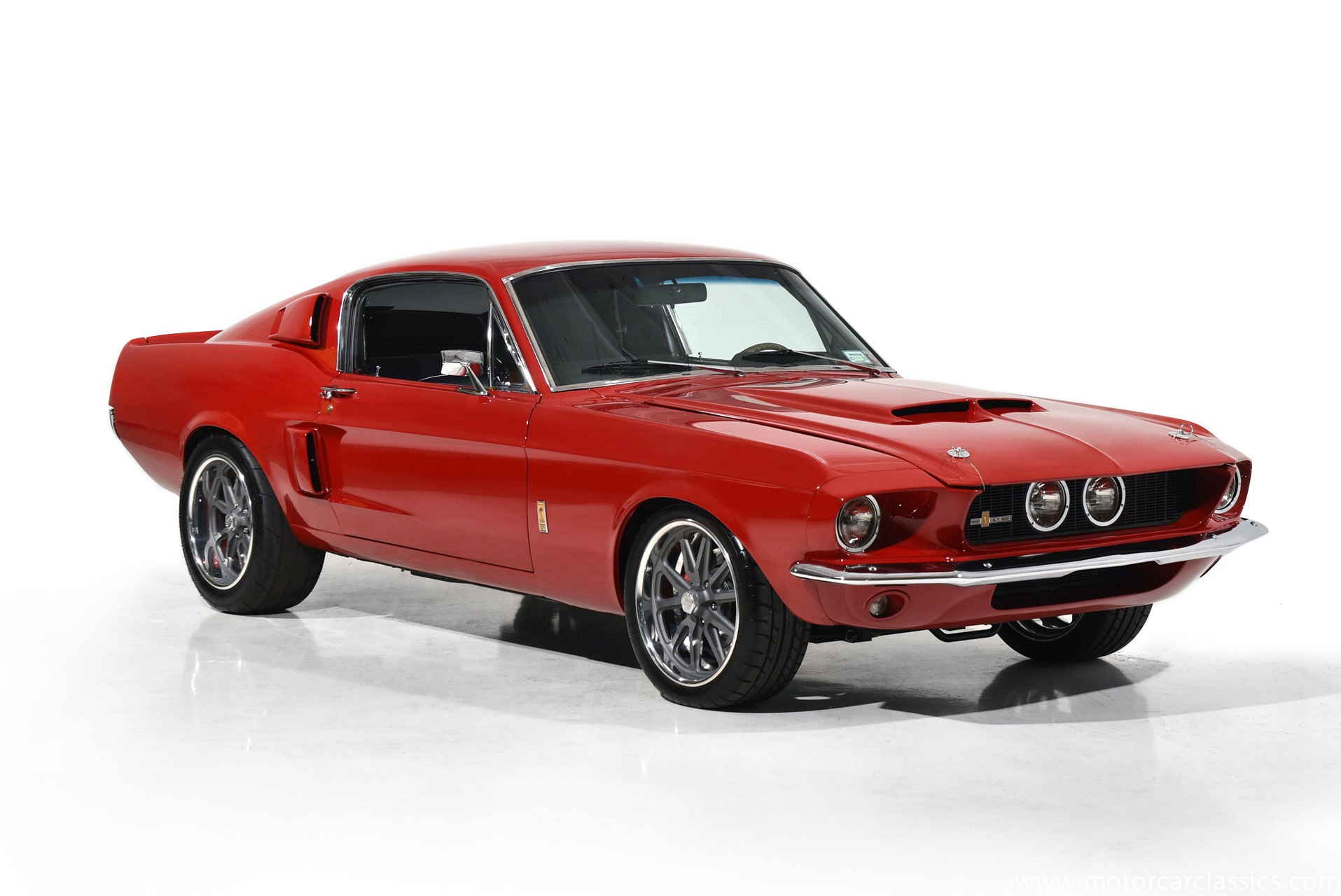 Used 1967 Ford Mustang Gt500 Eleanor For Sale 136 900 Motorcar Classics Stock 1636