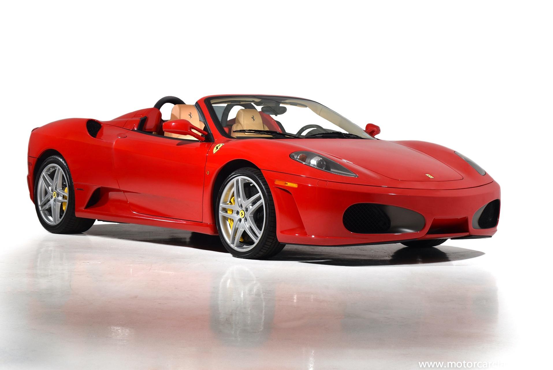 Used 2008 Ferrari F430 Spider  | Farmingdale, NY