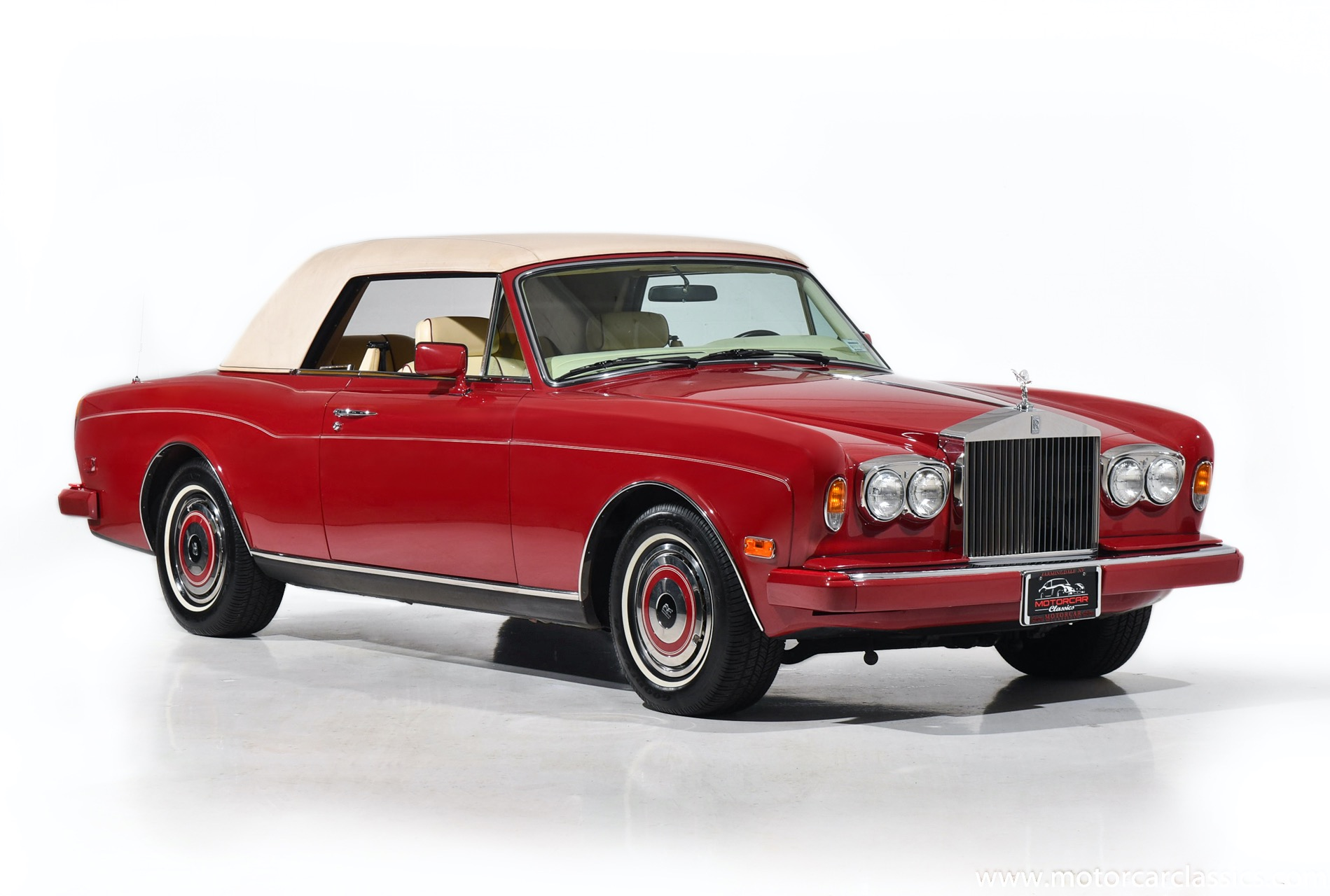 Used 1989 Rolls-Royce Corniche Mulliner | Farmingdale, NY
