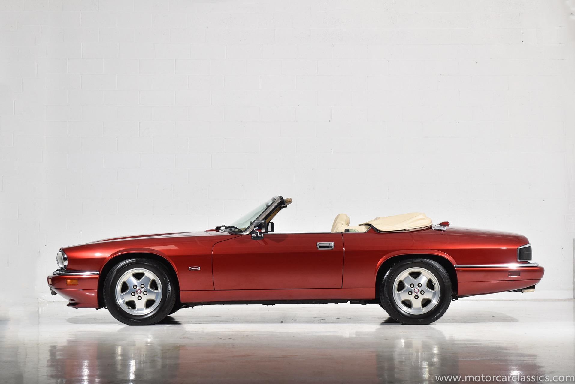 1995 Jaguar XJ-Series XJS