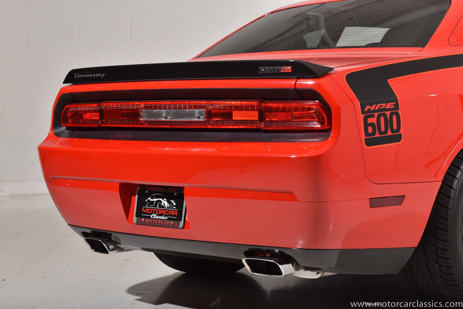 2010 Dodge Challenger SRT8