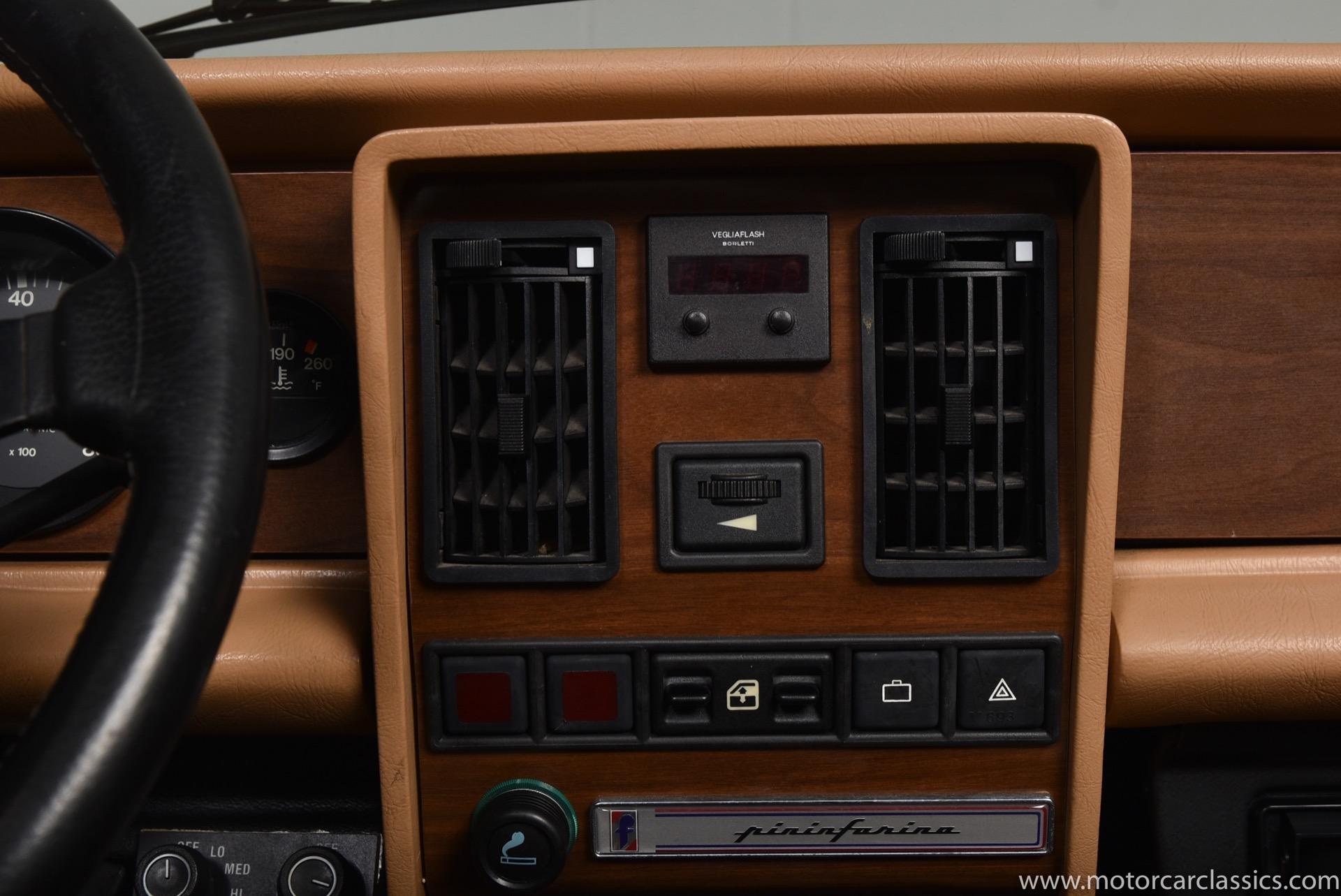 1985 Fiat Pininfarina Azzurra