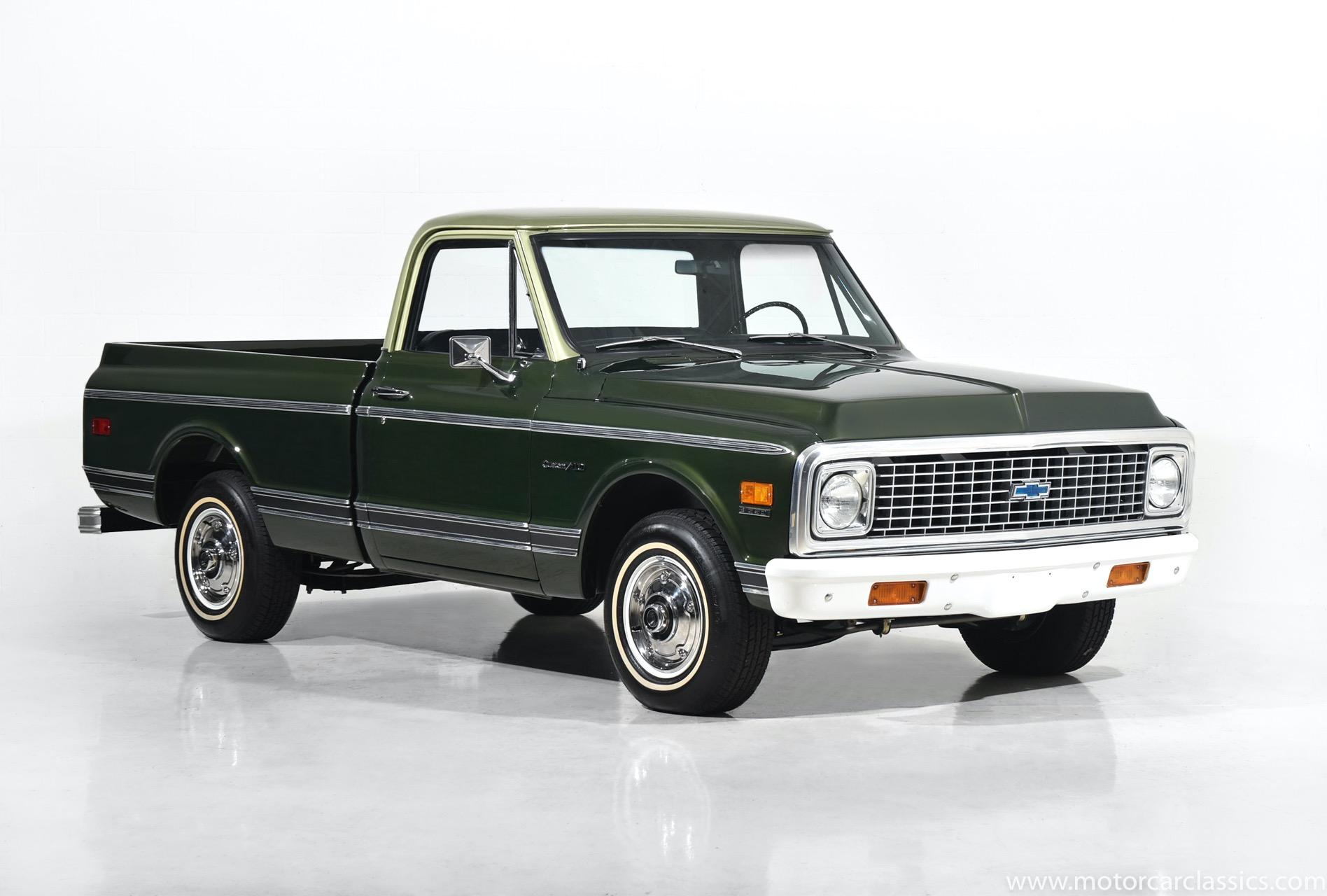 Used 1972 Chevrolet Pickup C10 | Farmingdale, NY