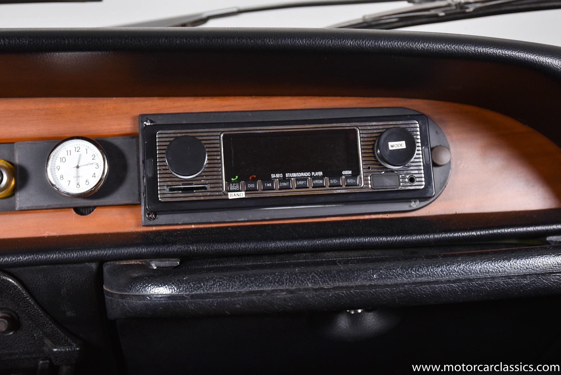 1975 Lancia Fulvia