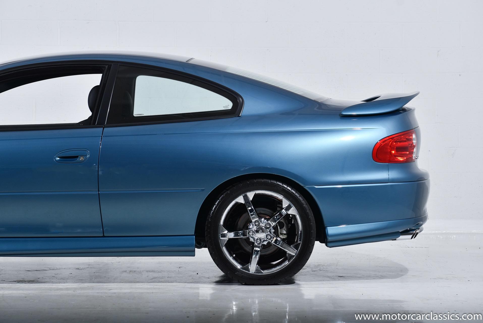 2004 Pontiac GTO Base