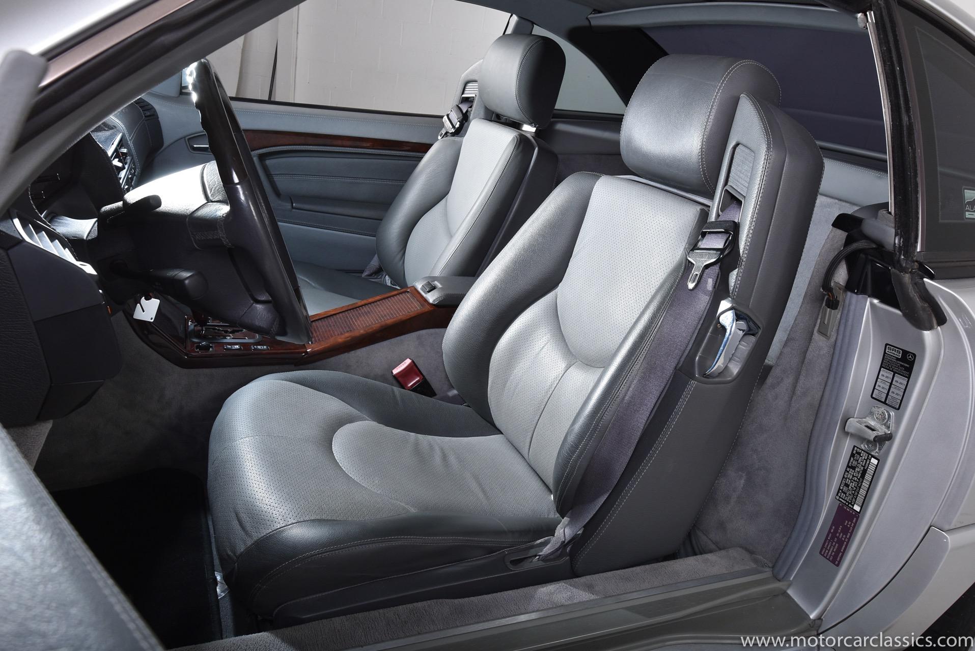1997 Mercedes-Benz SL-Class SL 600