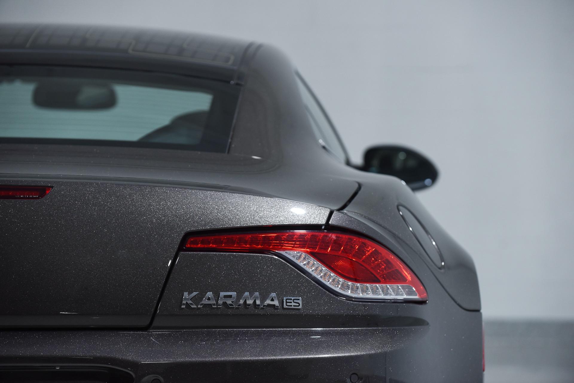 2012 Fisker Karma EcoSport