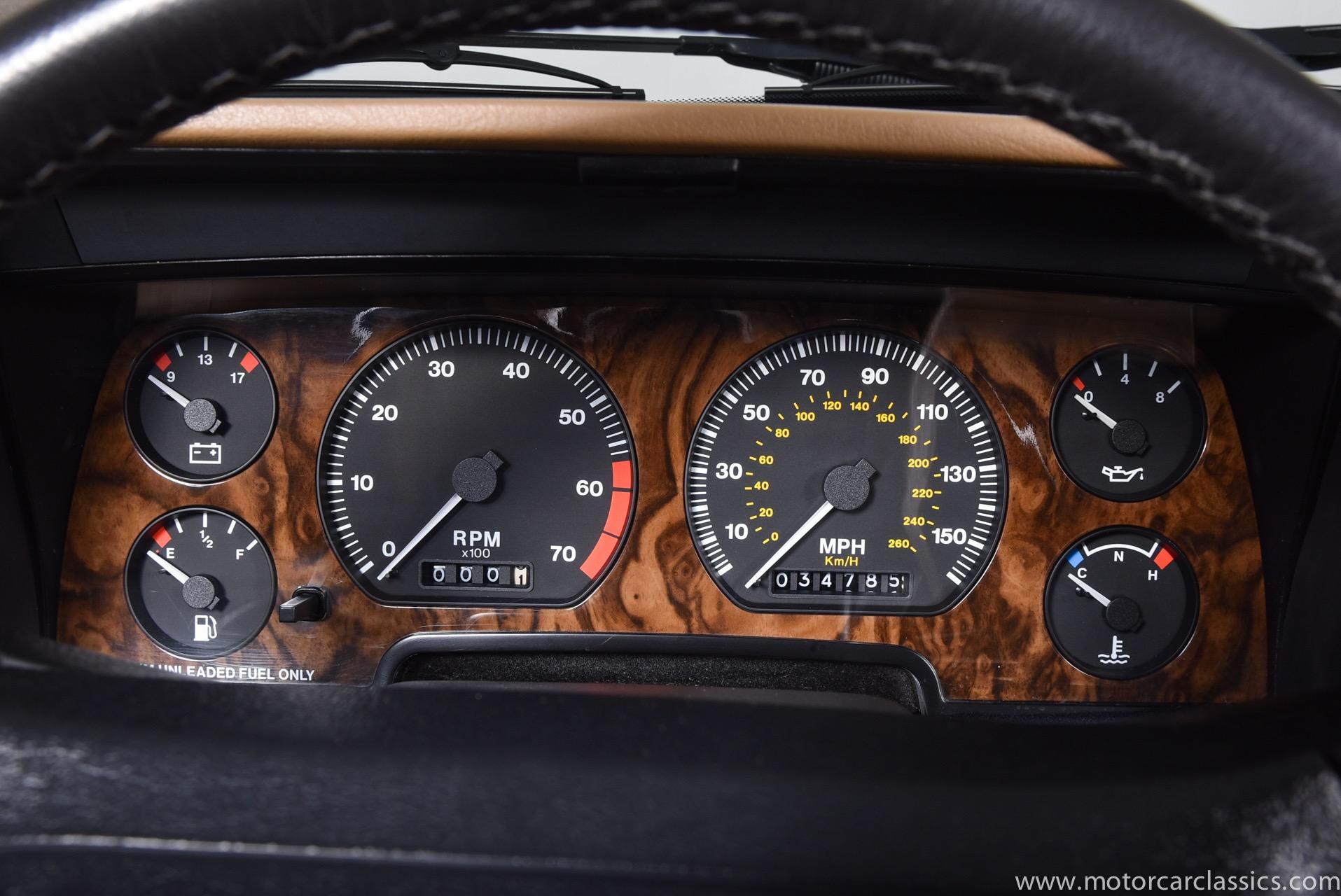 1995 Jaguar XJS XJS