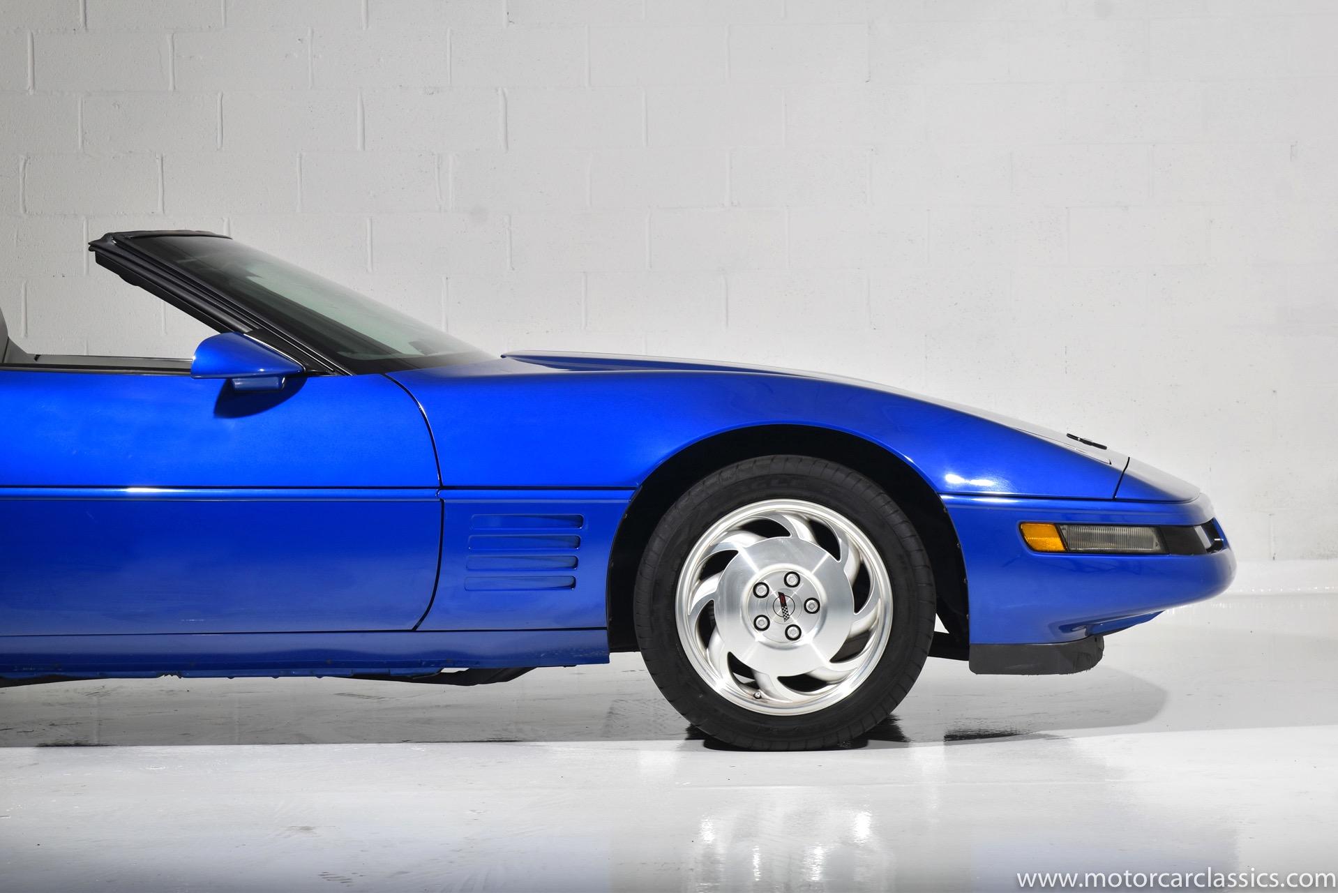 1994 Chevrolet Corvette Base