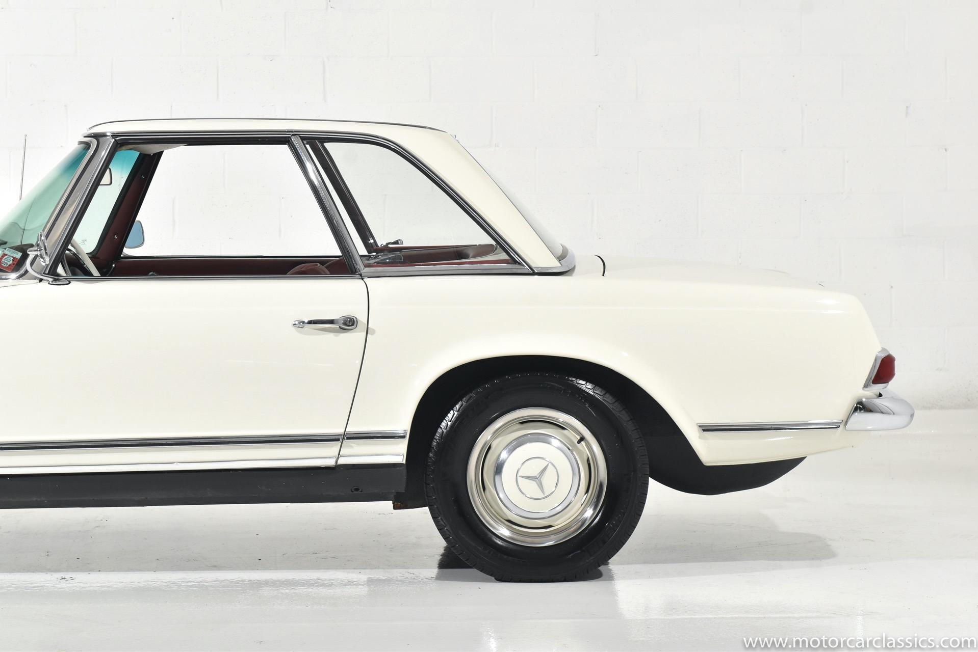 1963 Mercedes-Benz 230SL