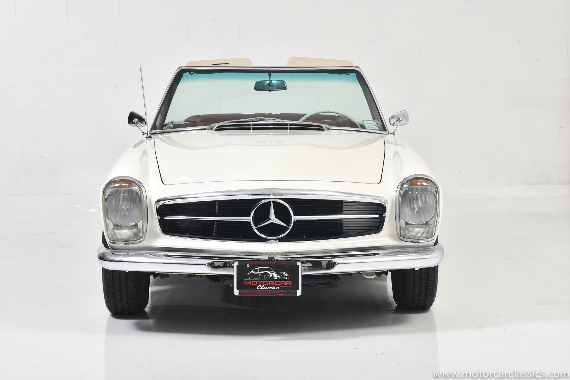 1963 Mercedes-Benz 230SL