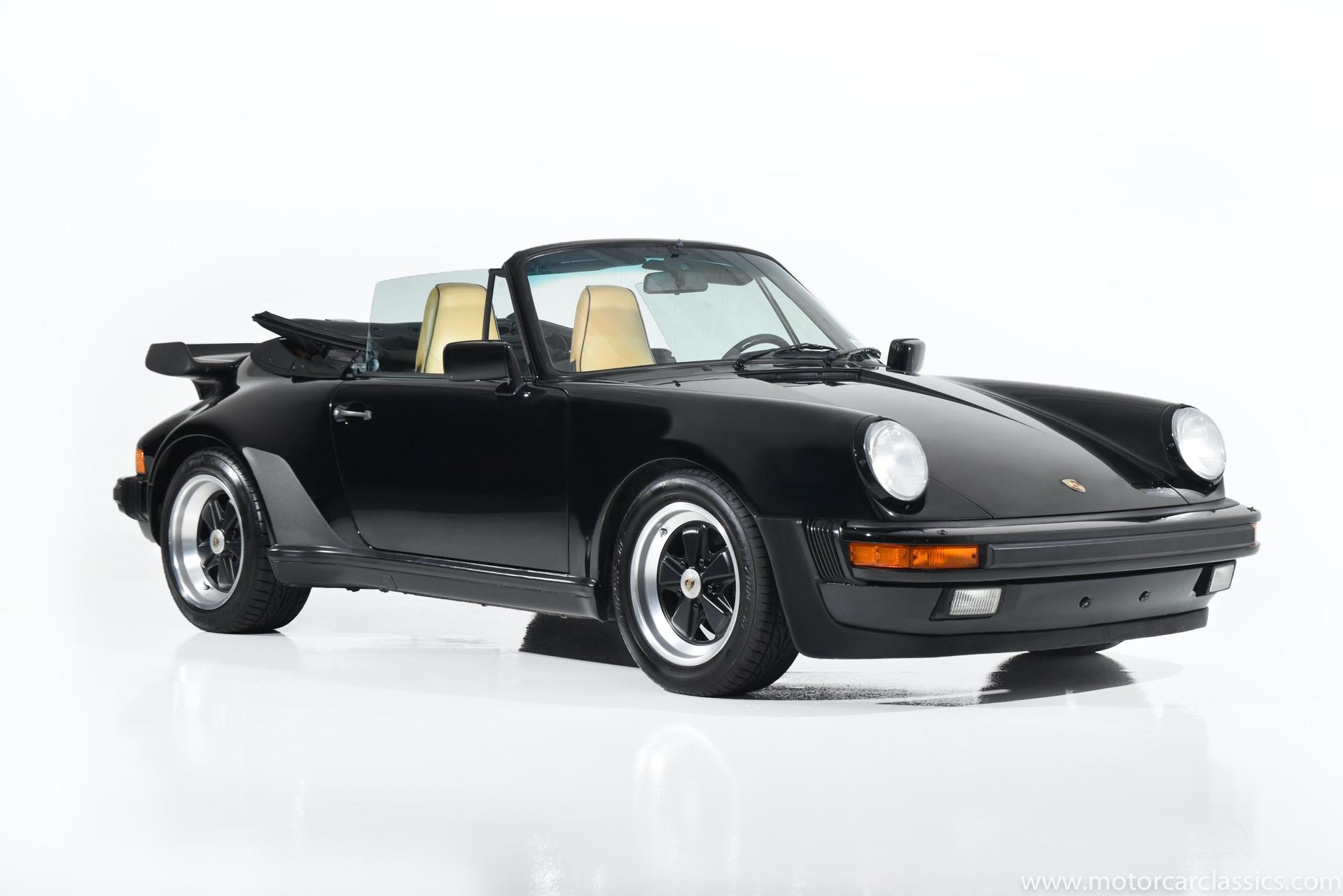 Used 1989 Porsche 911 Carrera Turbo | Farmingdale, NY