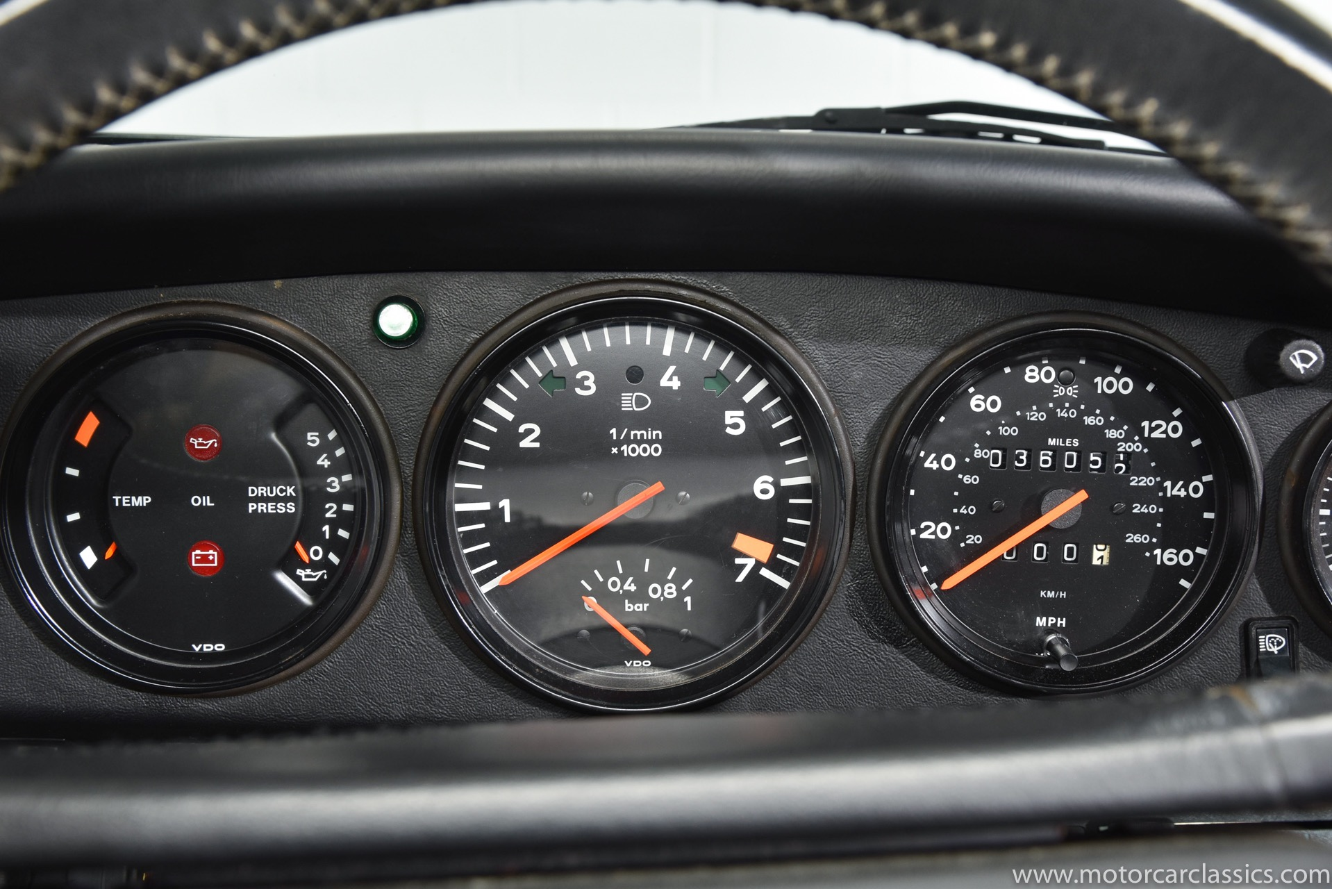 1989 Porsche 911 Carrera Turbo