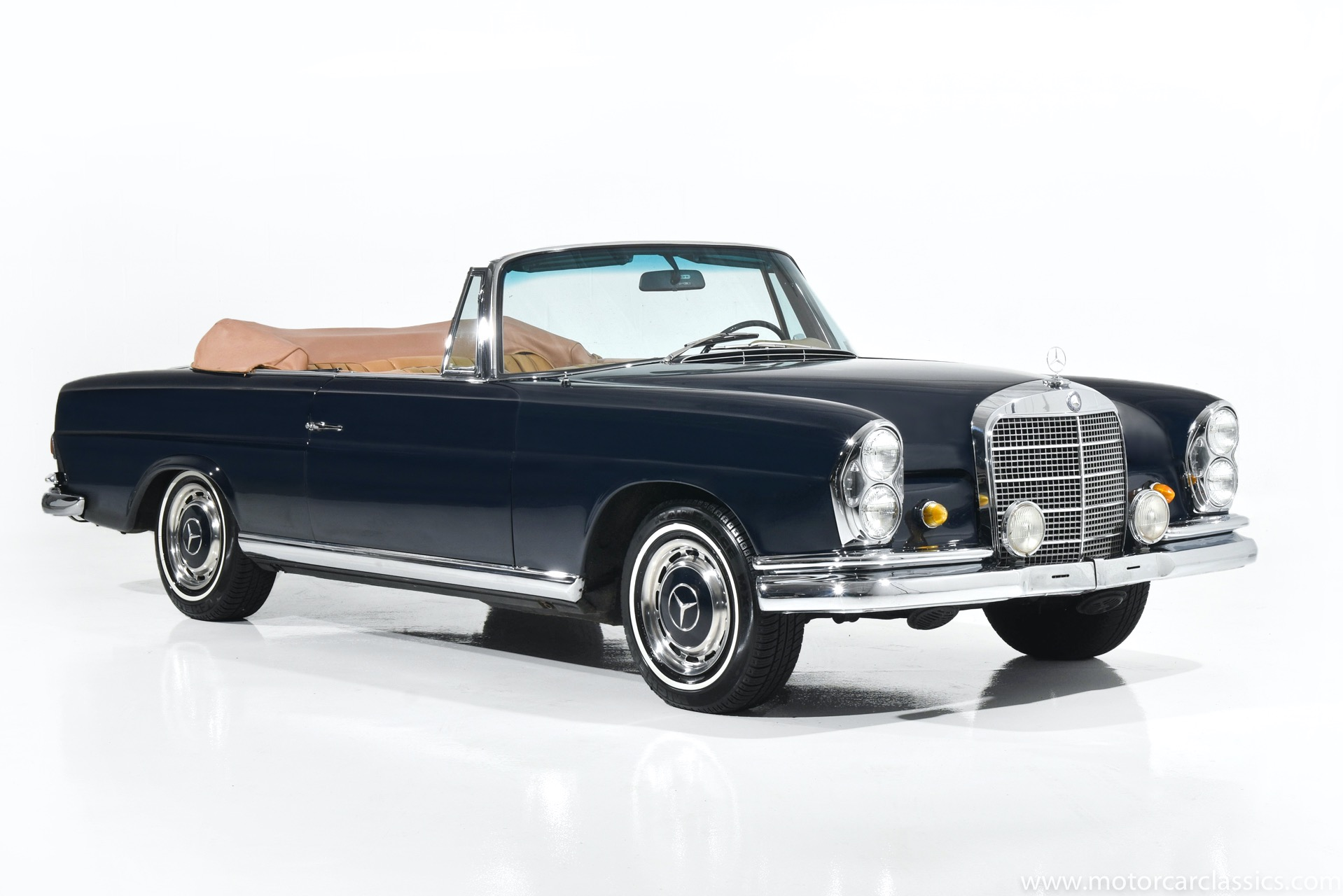 Used 1968 Mercedes-Benz 280SE 2-Door Coupe | Farmingdale, NY