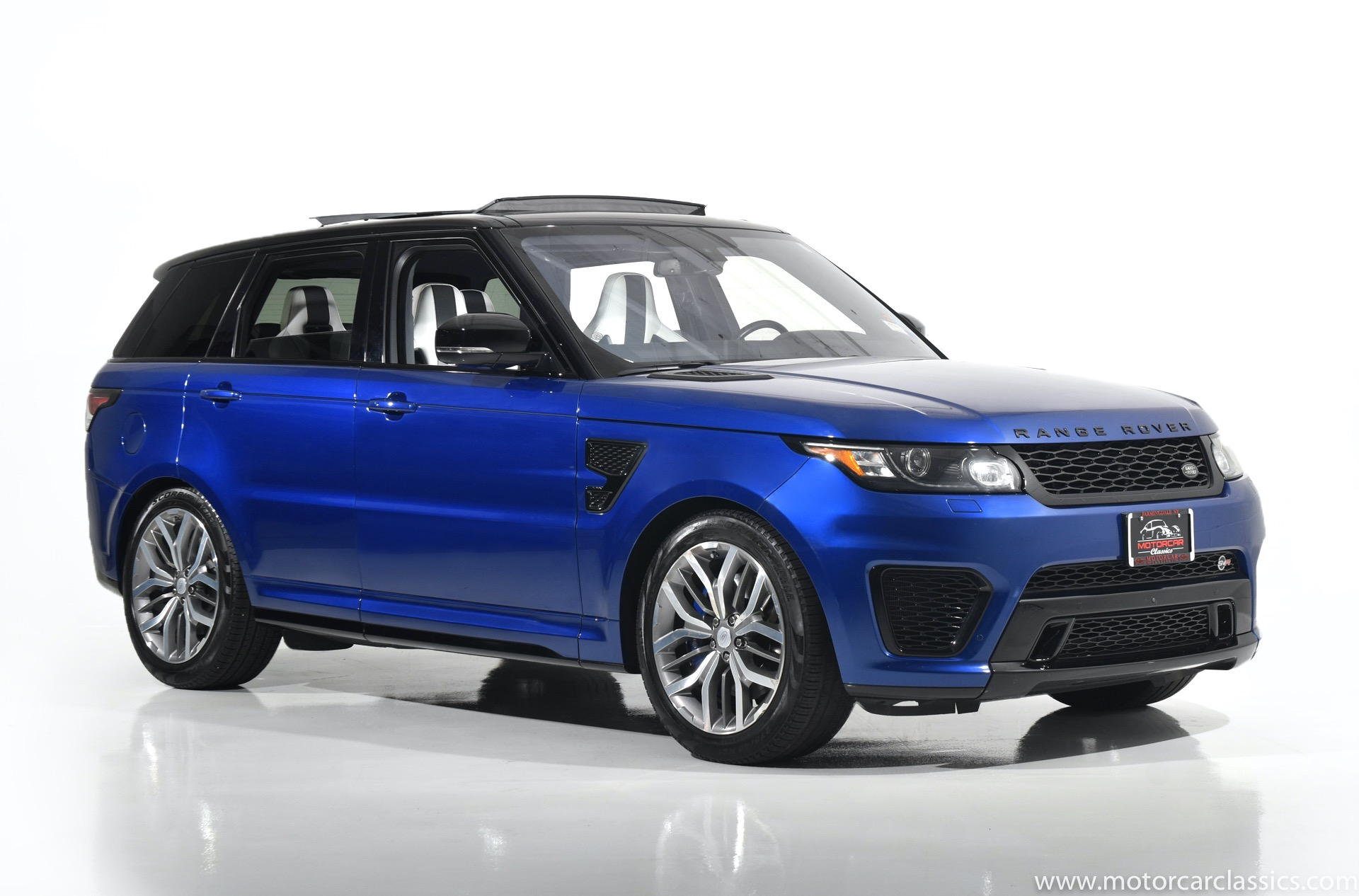 Used 2016 Land Rover Range Rover Sport SVR | Farmingdale, NY