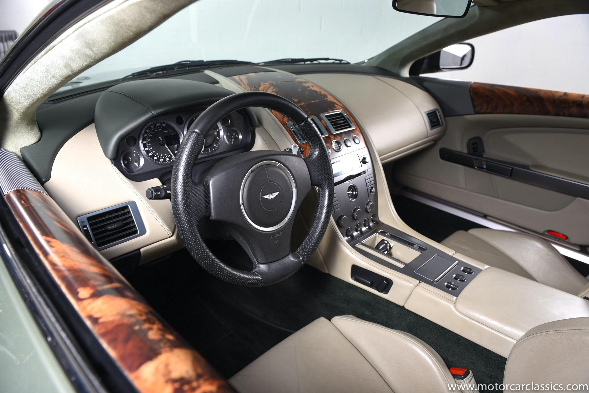 2005 Aston Martin DB9