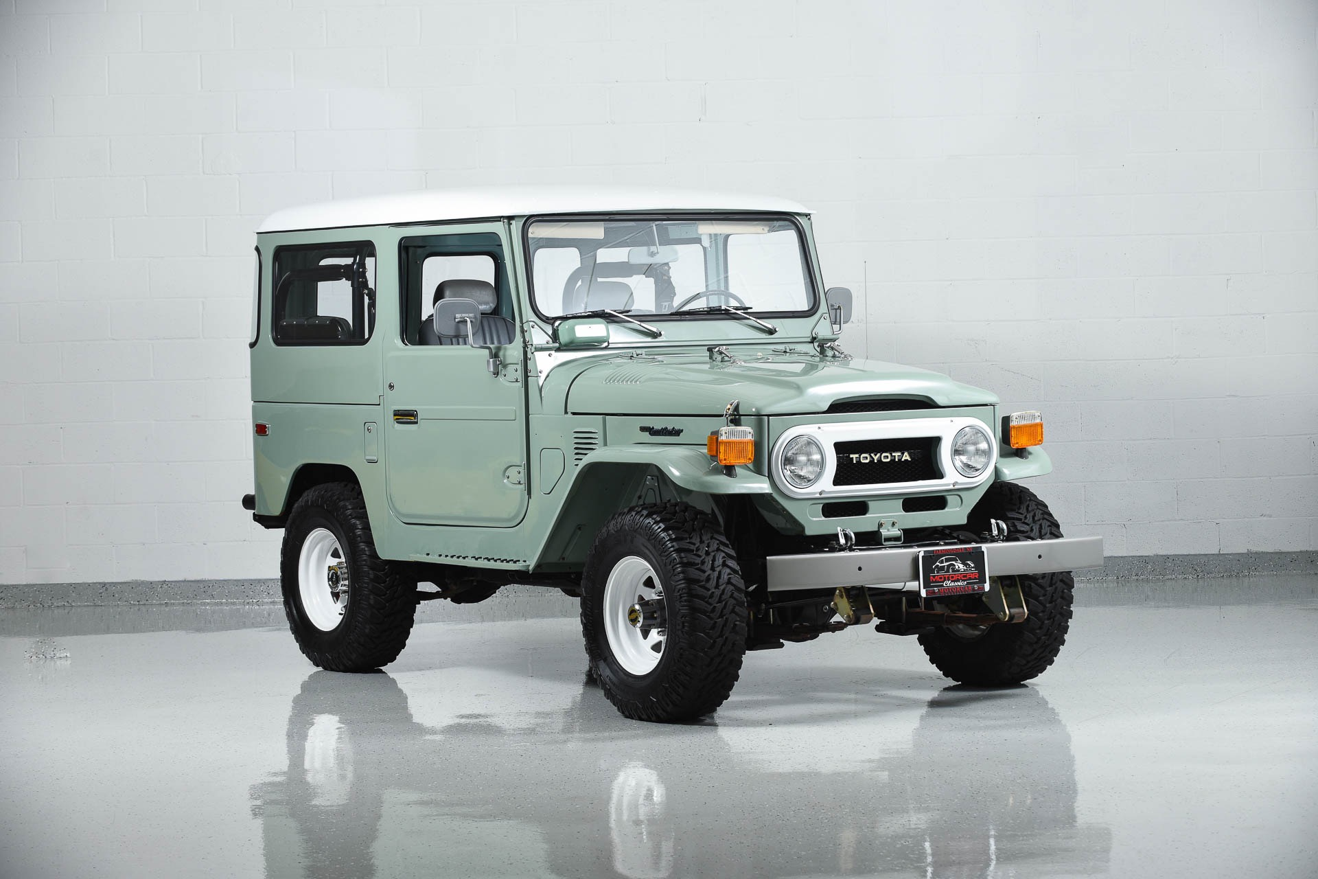 Used 1977 Toyota Land Cruiser FJ40 | Farmingdale, NY