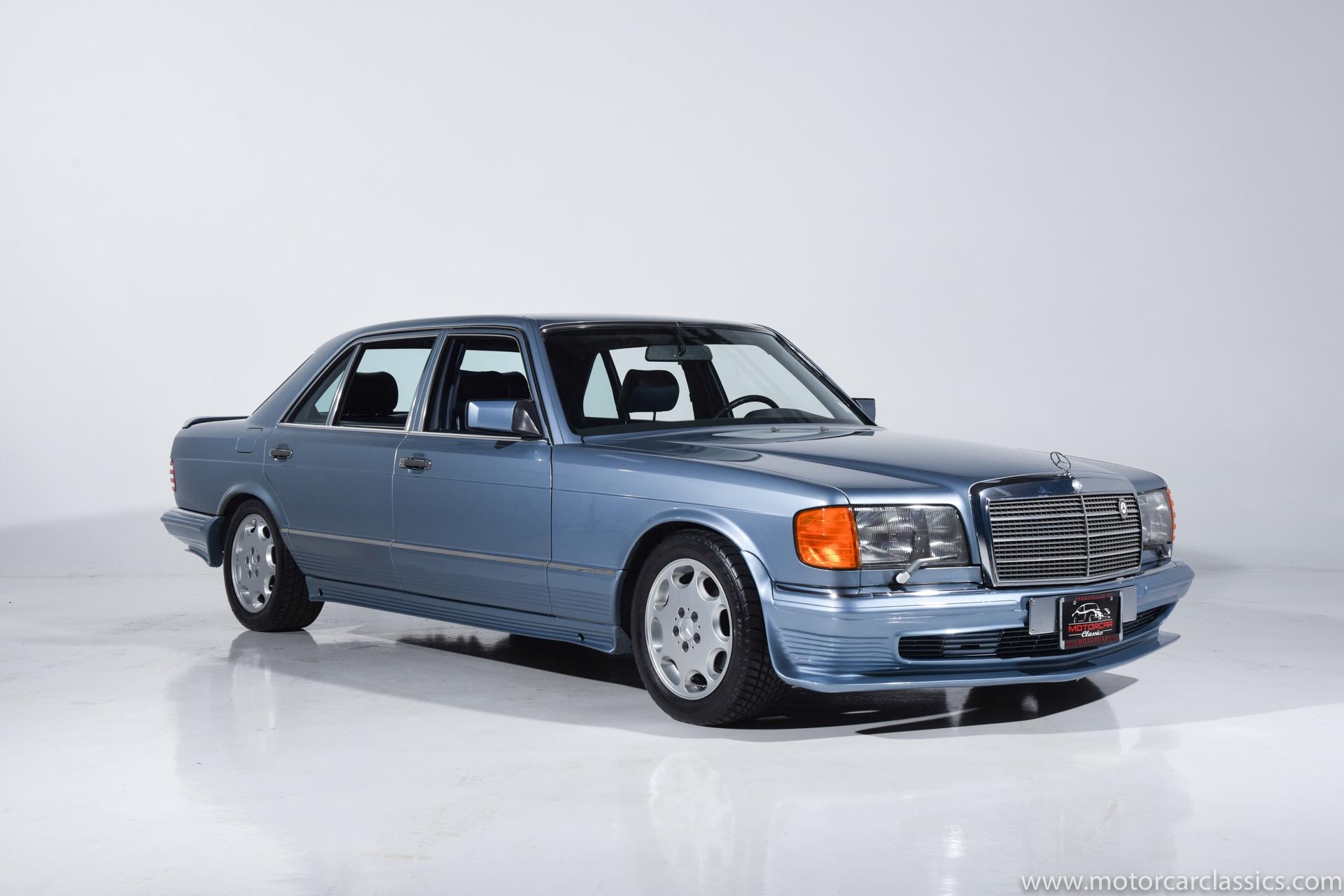 Used 1985 Mercedes-Benz 500SEL  | Farmingdale, NY