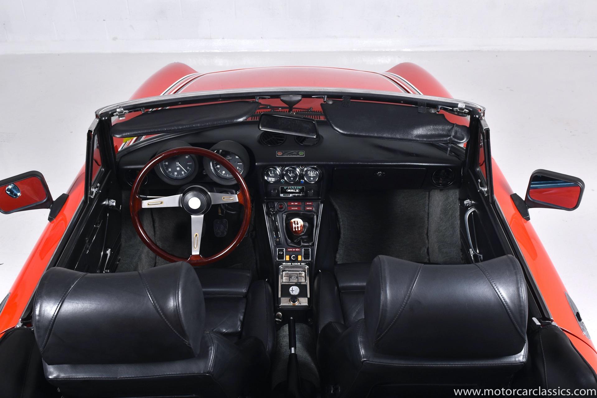 1978 Alfa Romeo 2000 Spider Niki Lauda F.1