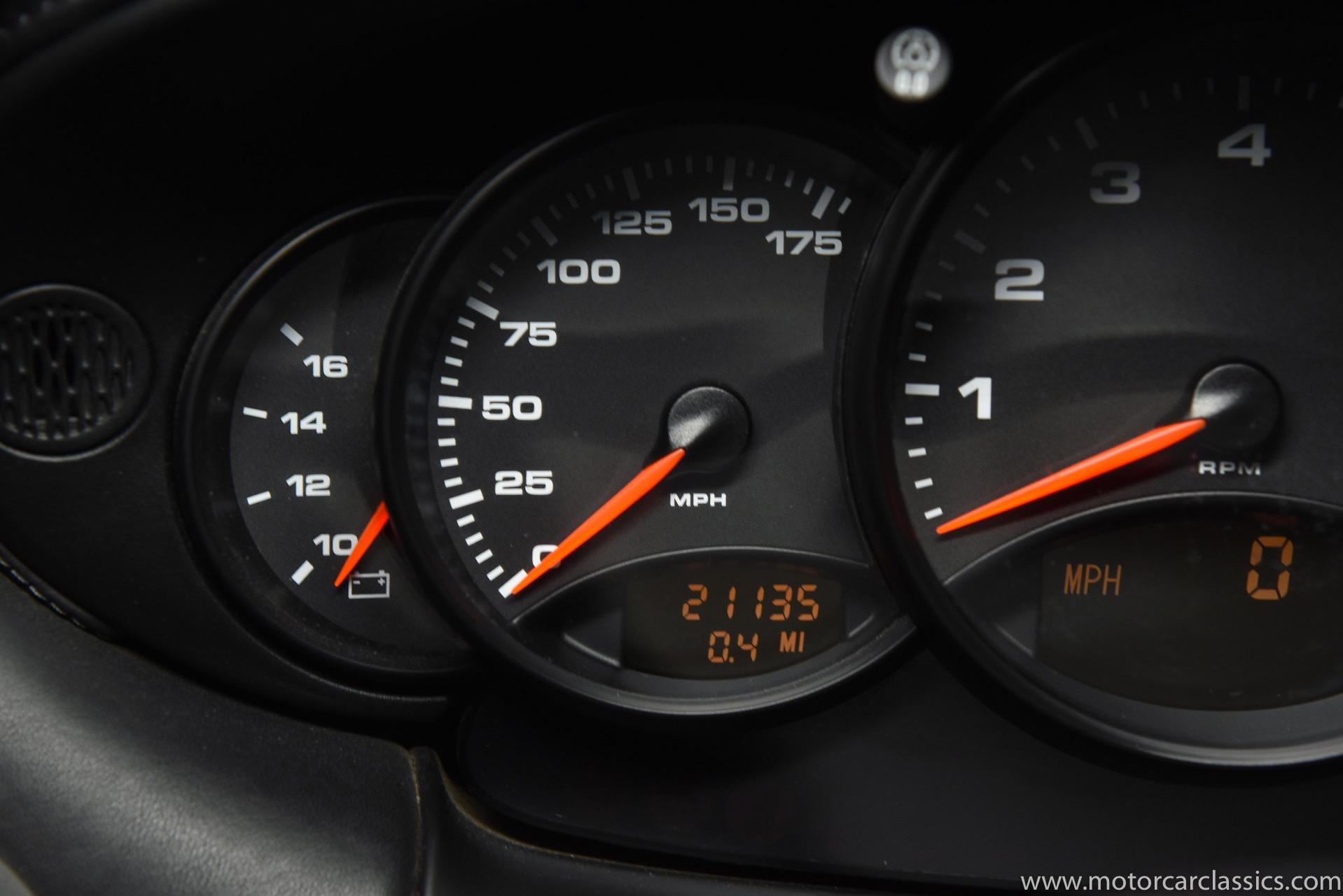2001 Porsche Carrera