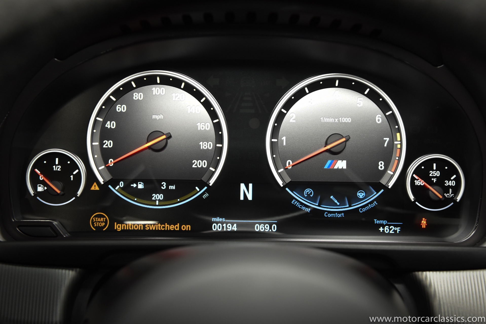 2015 BMW M5 30 JAHRE