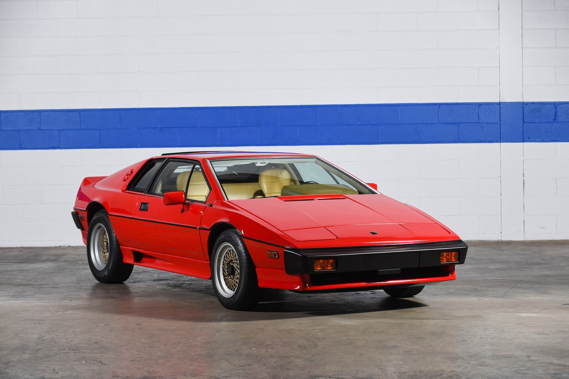 1987 lotus esprit turbo motorcar classics exotic and classic car dealership farmingdale ny. Black Bedroom Furniture Sets. Home Design Ideas