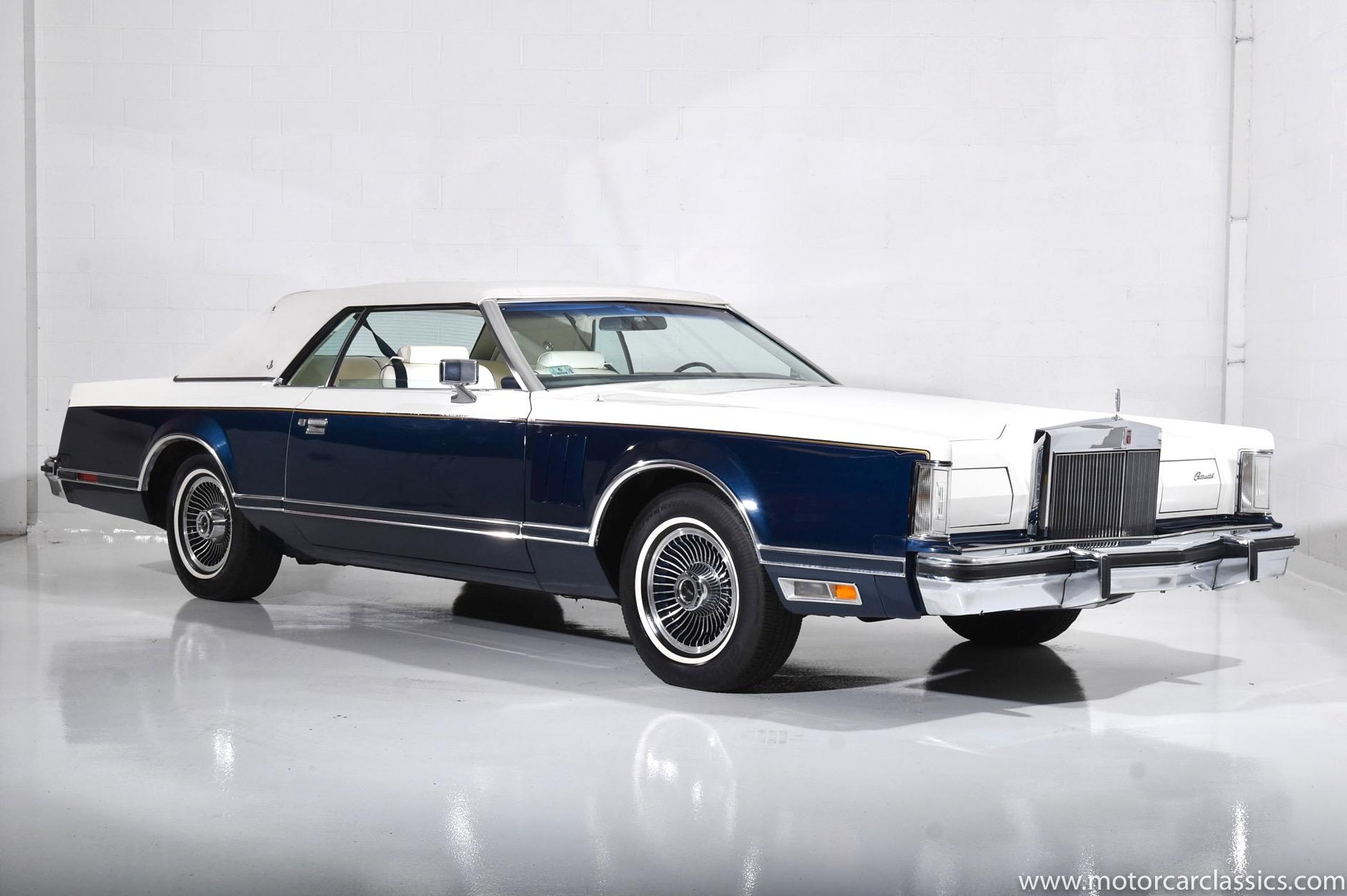 Used 1979 Lincoln Continental Mark 5 | Farmingdale, NY