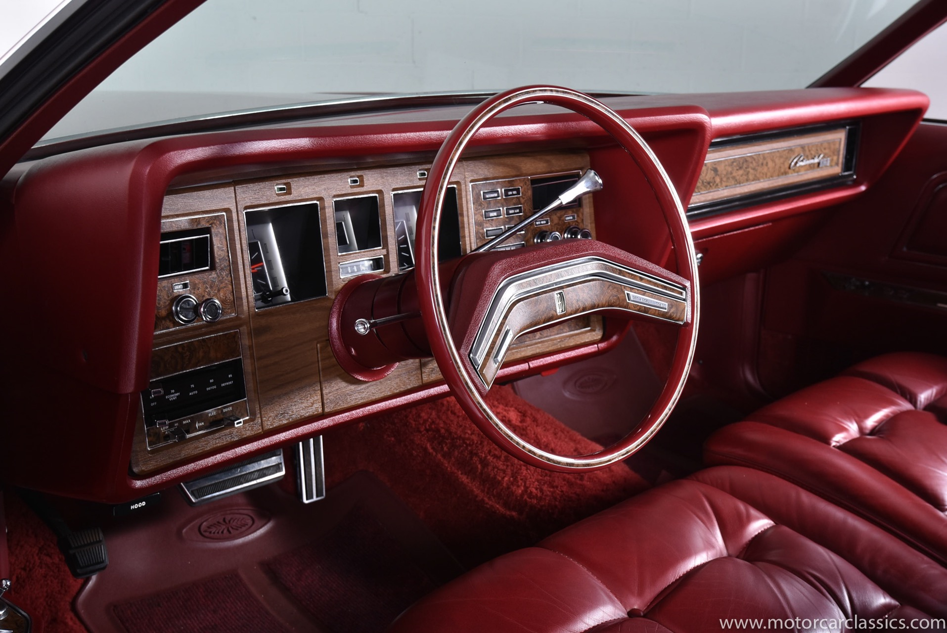 1976 Lincoln Continental Mark 4
