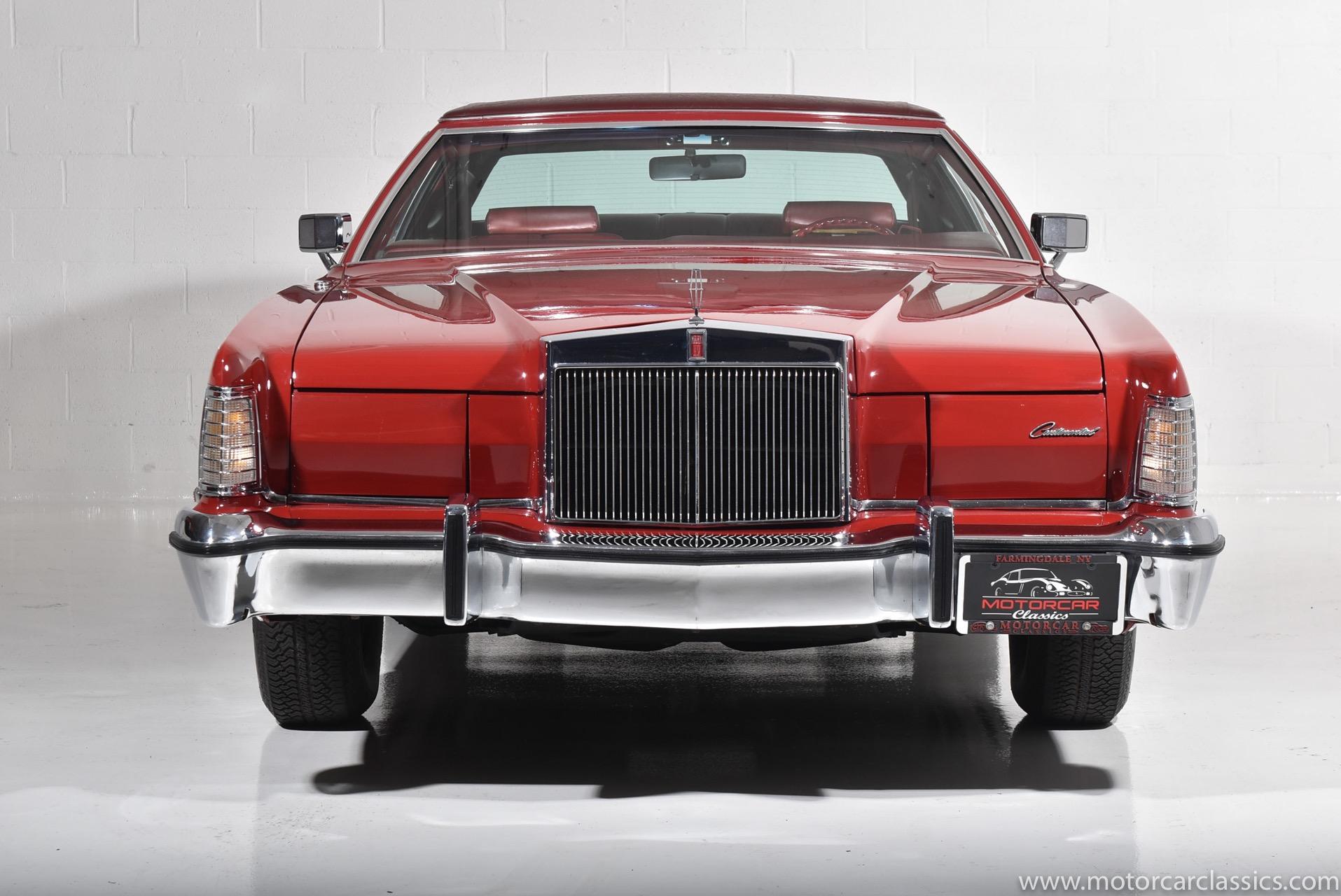 1976 Lincoln Continental Mark 4