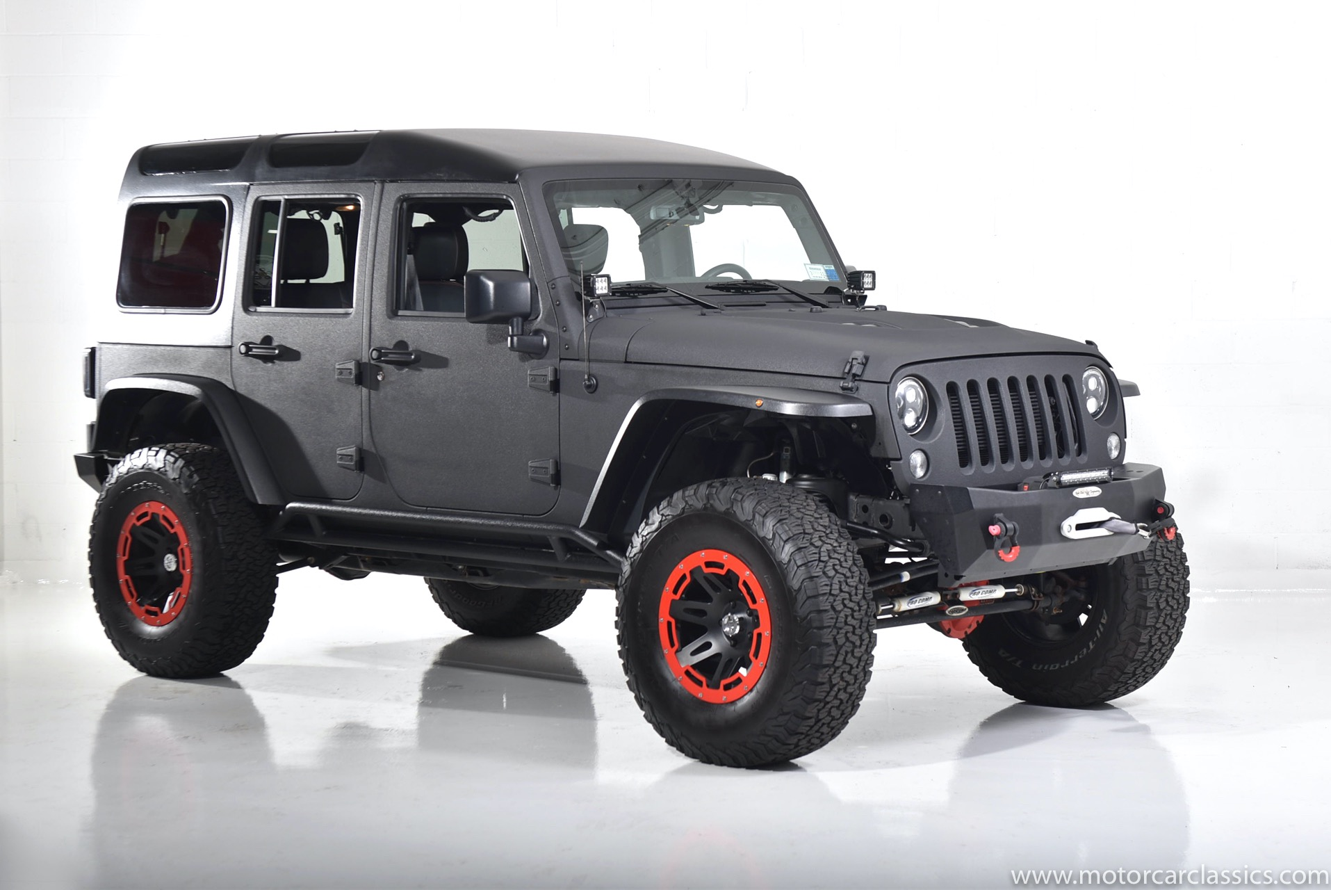 Used 2016 Jeep Wrangler Unlimited Rubicon | Farmingdale, NY