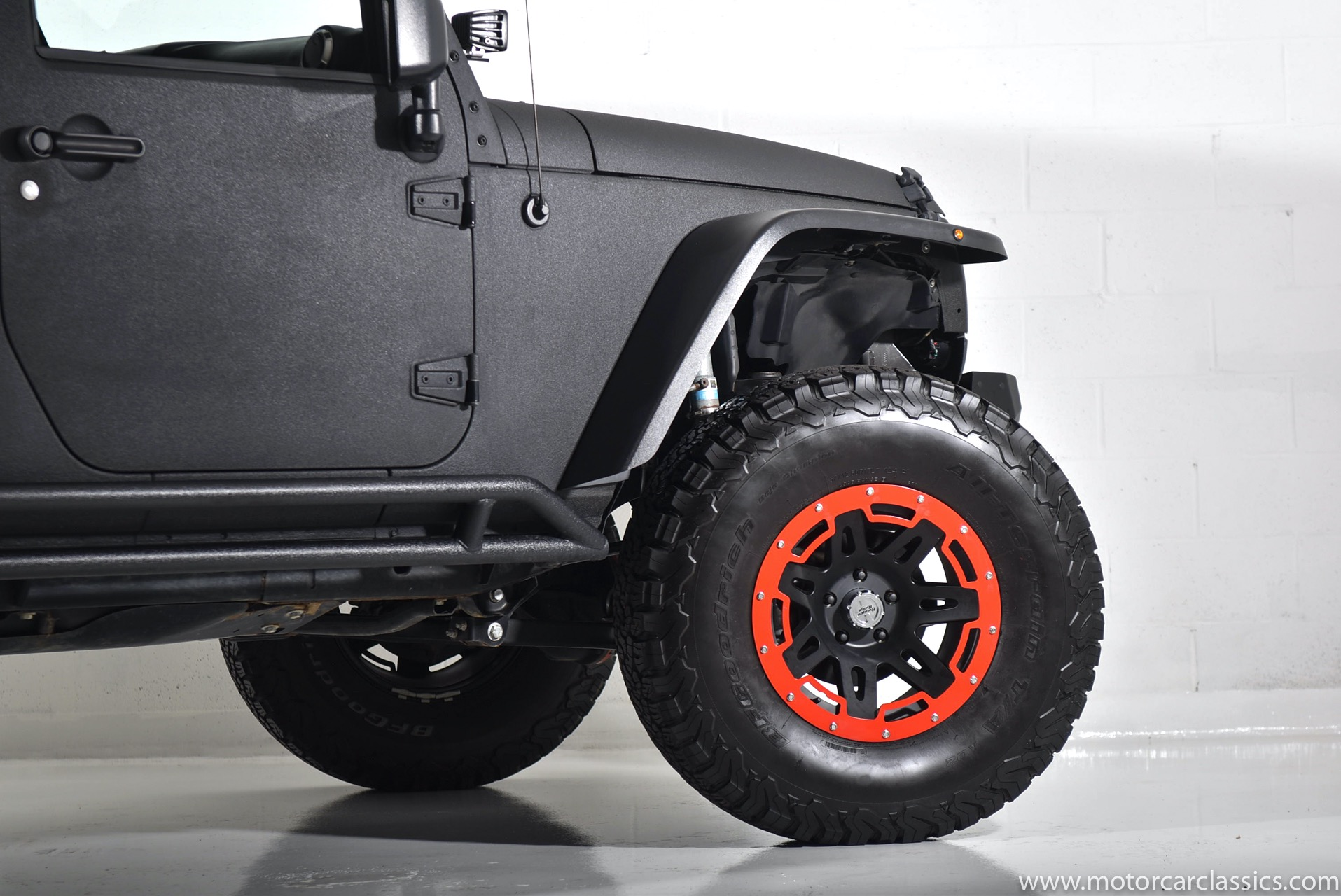 2016 Jeep Wrangler Unlimited Rubicon