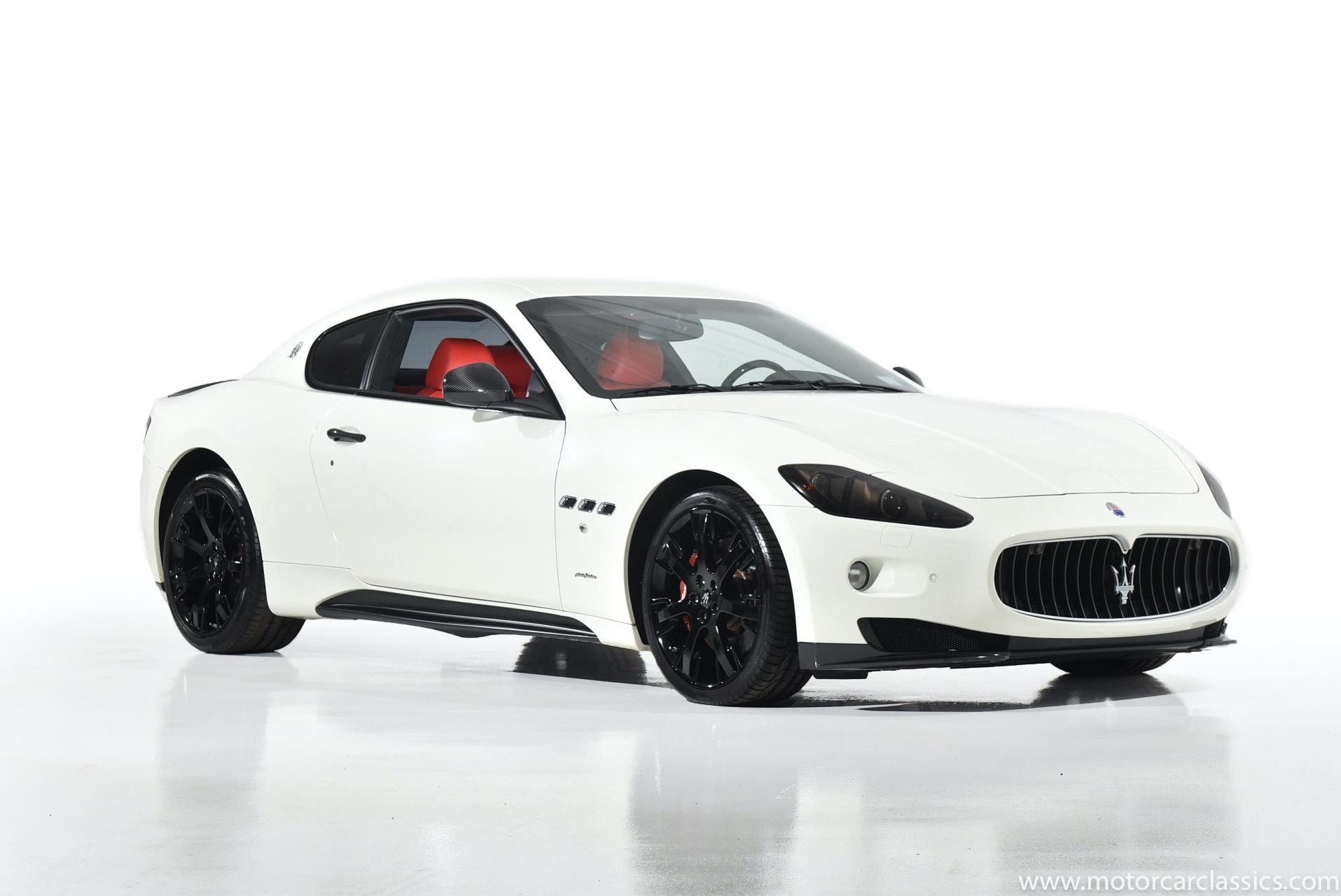 Used 2011 Maserati GranTurismo S Automatic | Farmingdale, NY