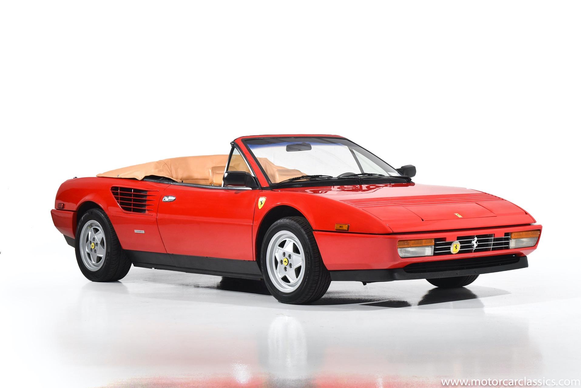 Used 1986 Ferrari Mondial  | Farmingdale, NY