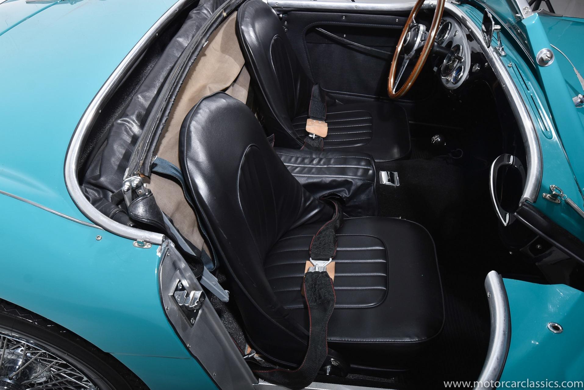 1956 Austin-Healey 100M