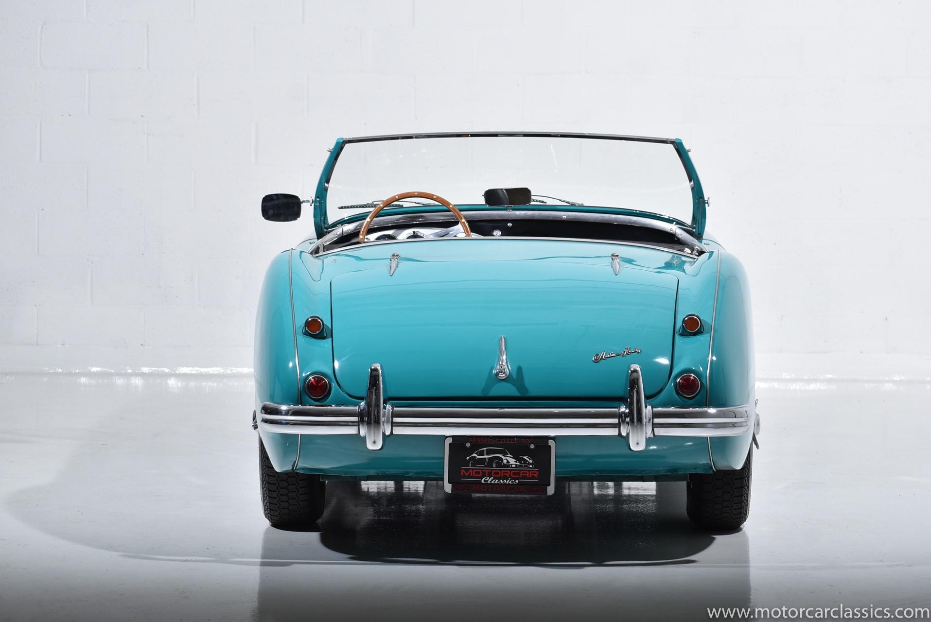 1956 Austin-Healey 100