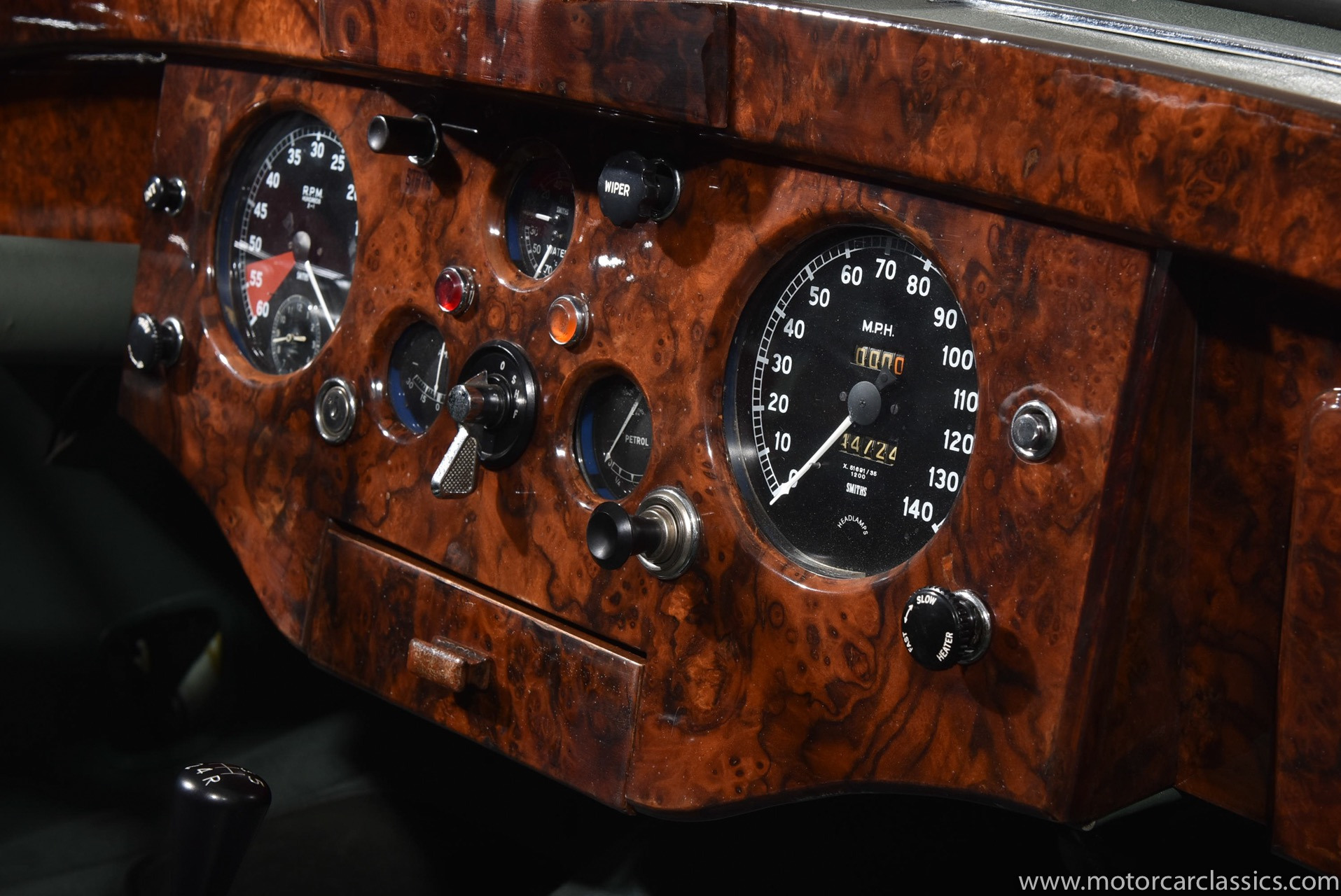 1954 Jaguar XK120