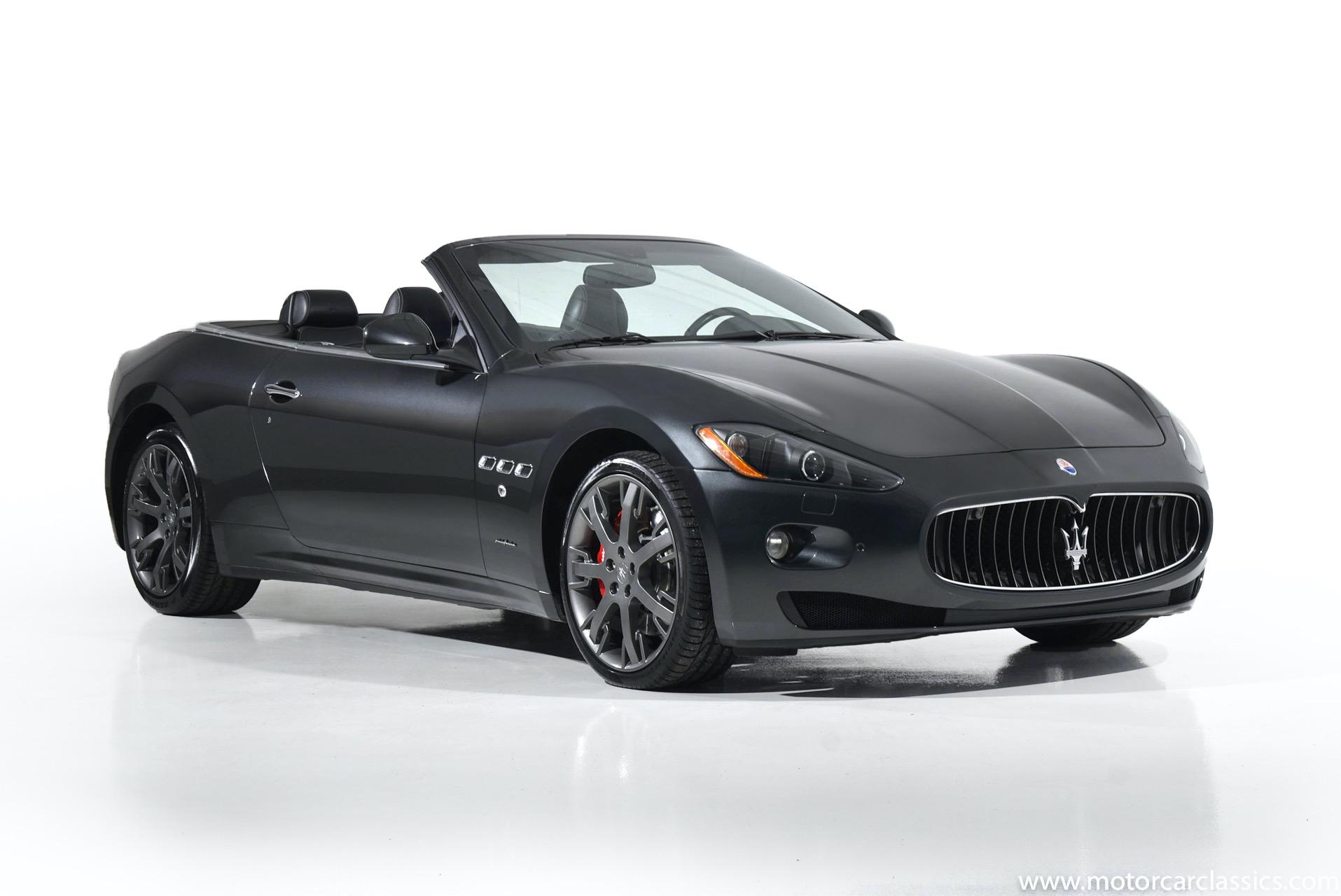 Used 2011 Maserati GranTurismo S | Farmingdale, NY