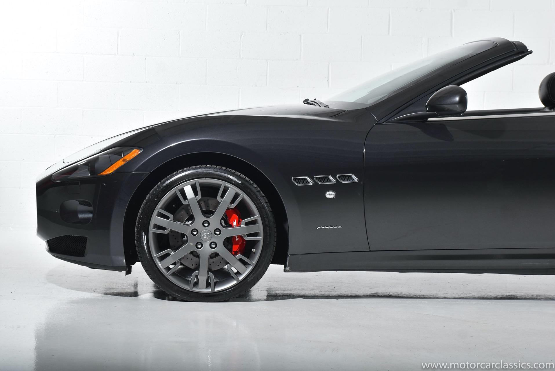 2011 Maserati GranTurismo S