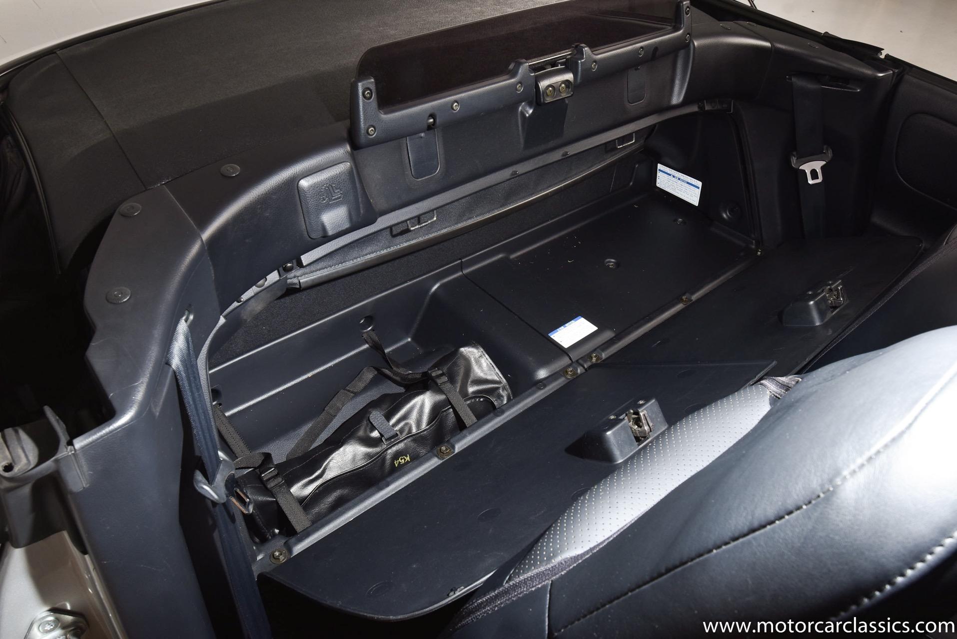 2004 Toyota MR2 Spyder