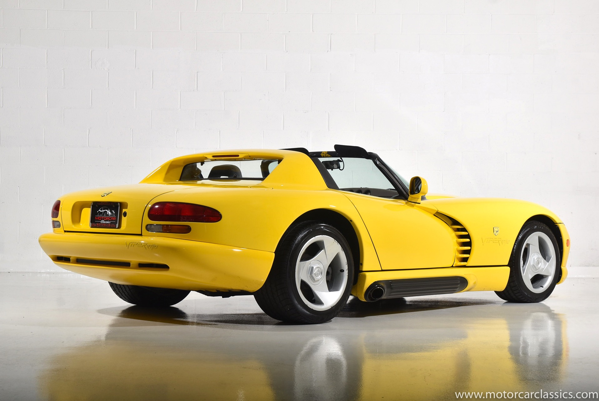 1995 Dodge Viper RT/10