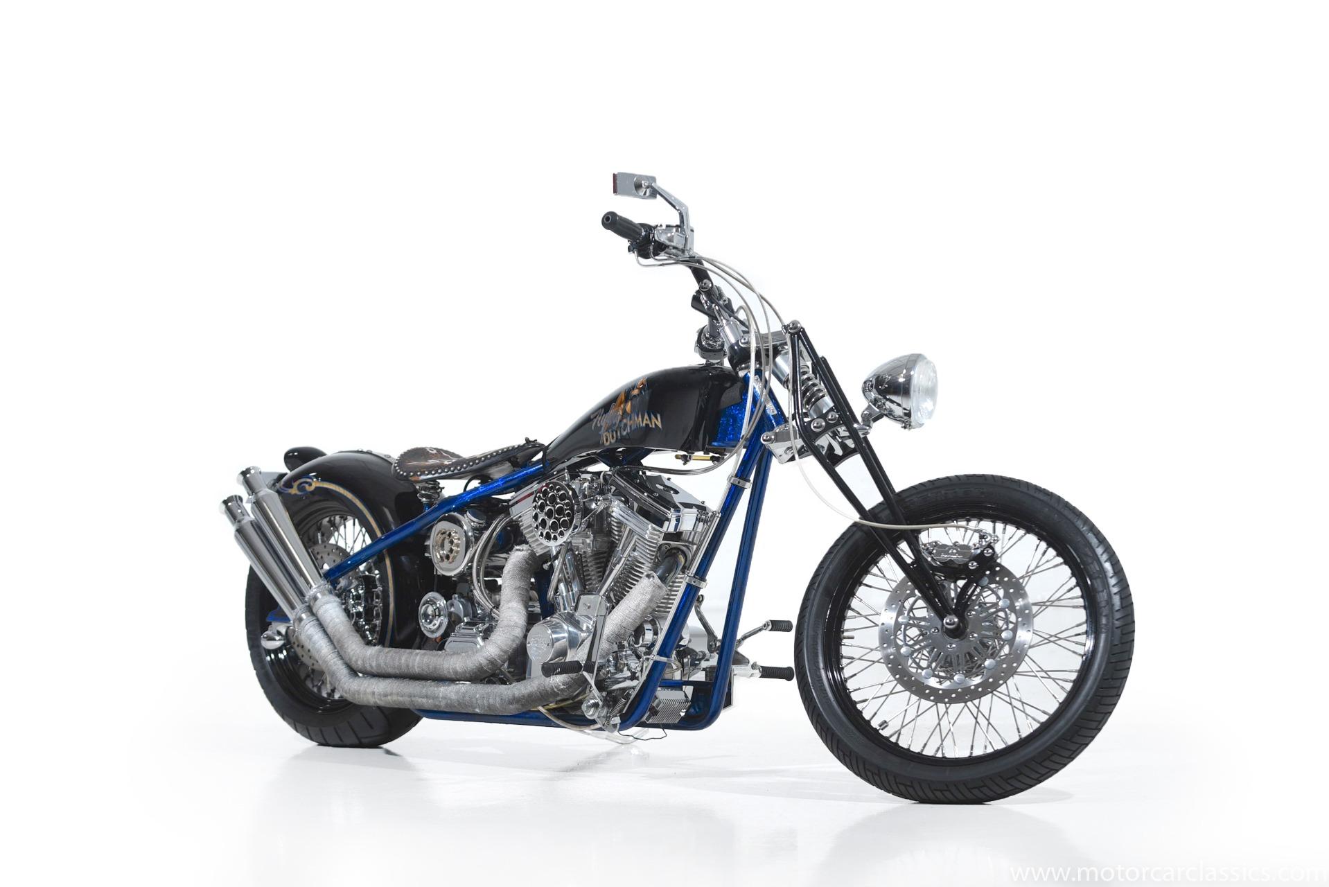 Used 2006 Von Dutch Flying Dutchman Motorcycle | Farmingdale, NY
