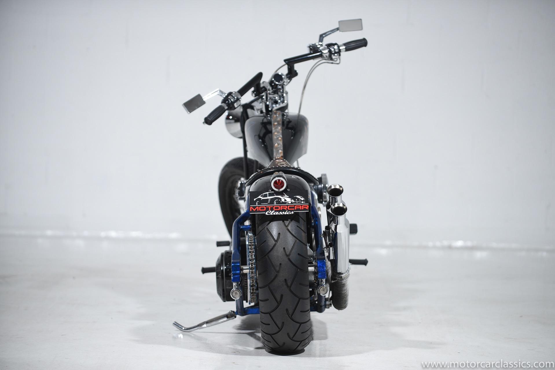 2006 Von Dutch Flying Dutchman Motorcycle