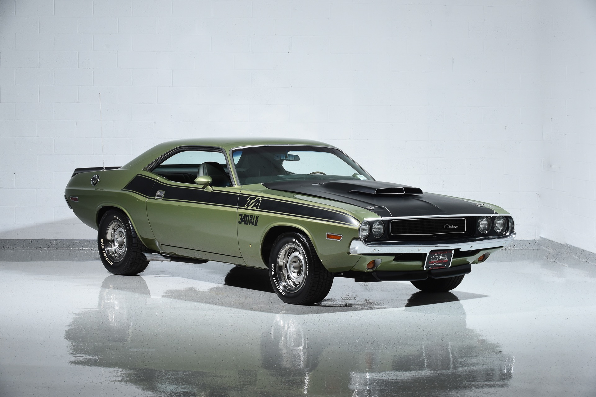 1970 Dodge Challenger Ta Motorcar Classics Exotic And