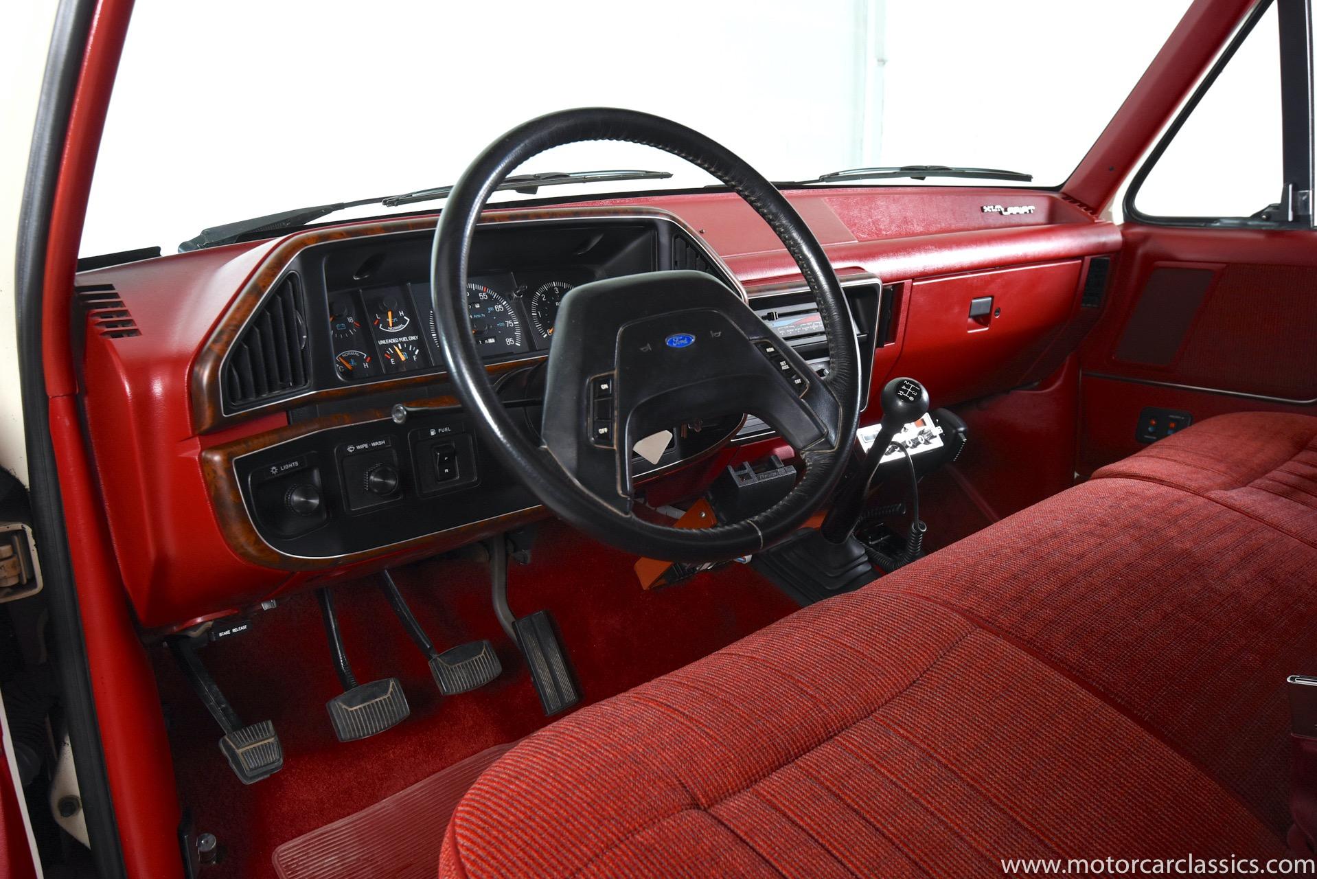 1990 Ford F-350 XLT Lariat