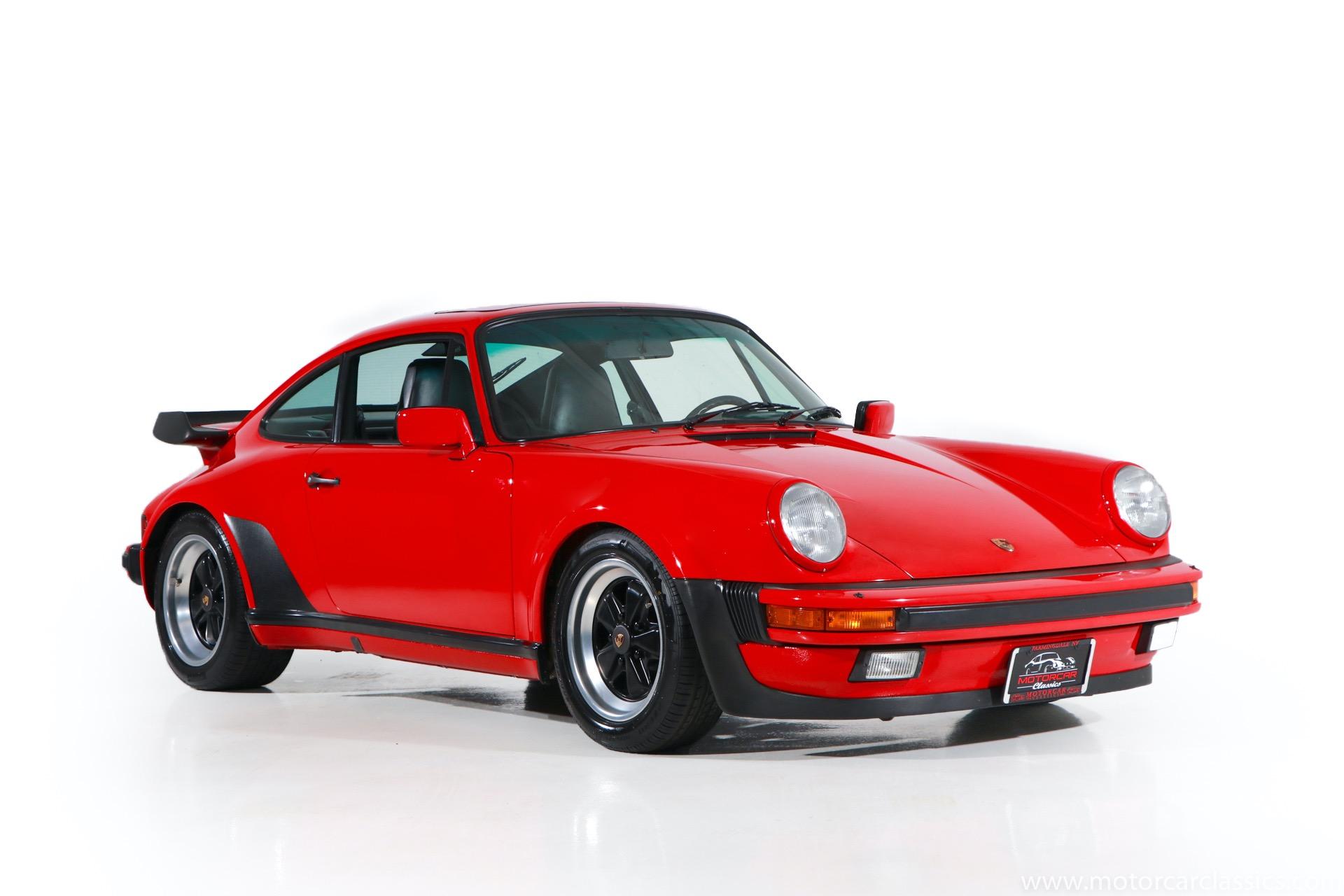 Used 1986 Porsche 911 Carrera Turbo | Farmingdale, NY