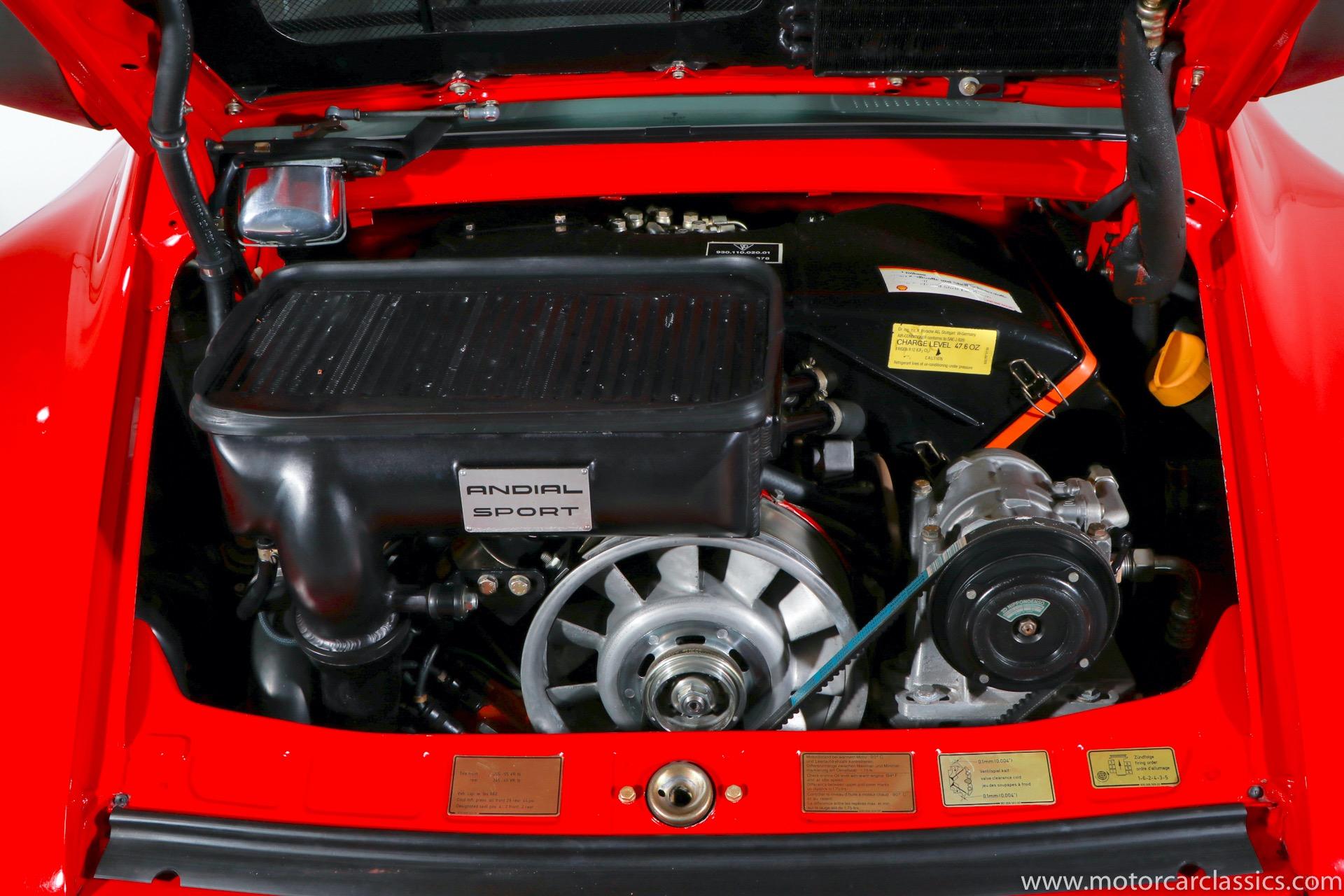 1986 Porsche 911 Carrera Turbo